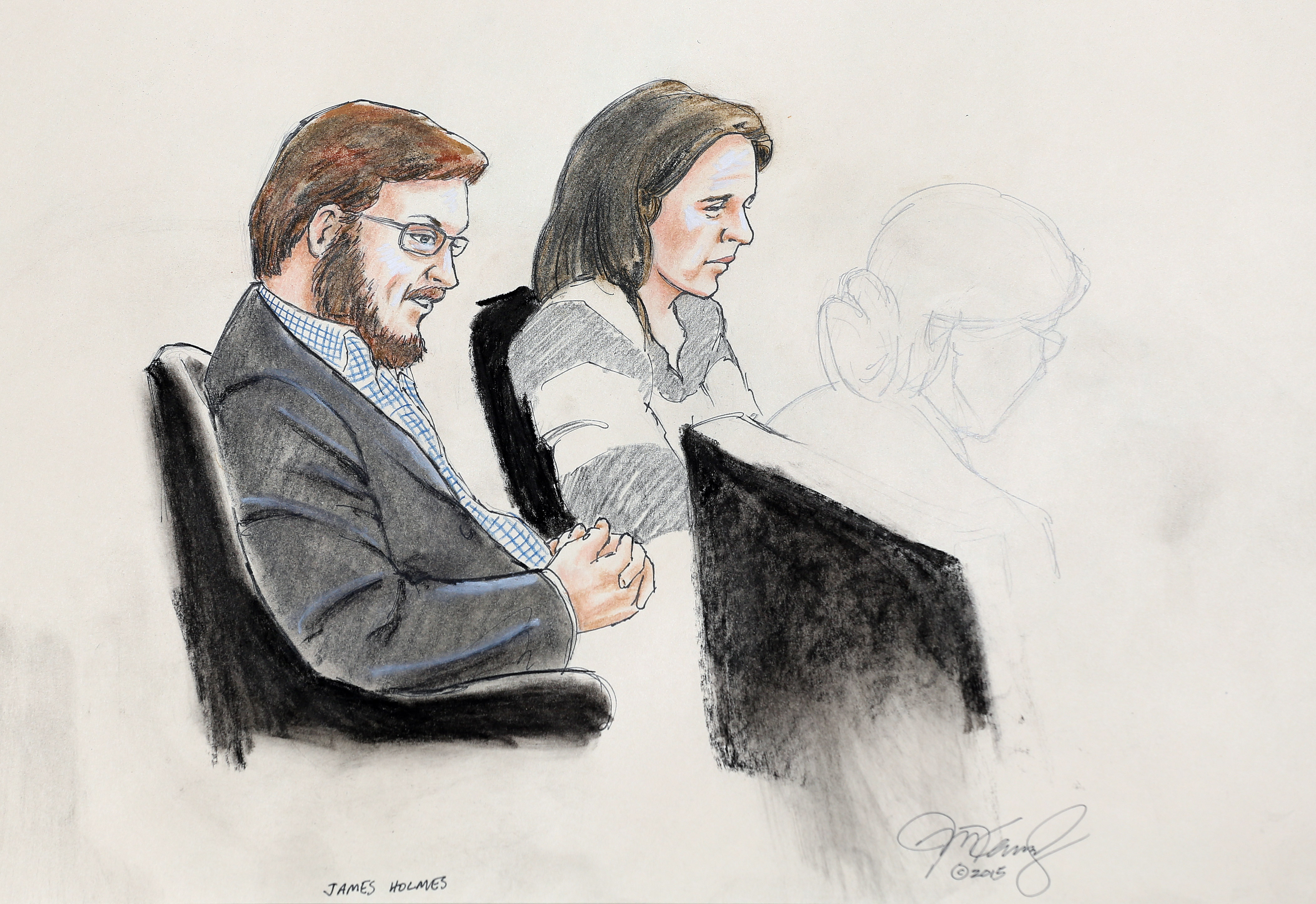 A look at judge, lawyers in Colorado theater shooting trial