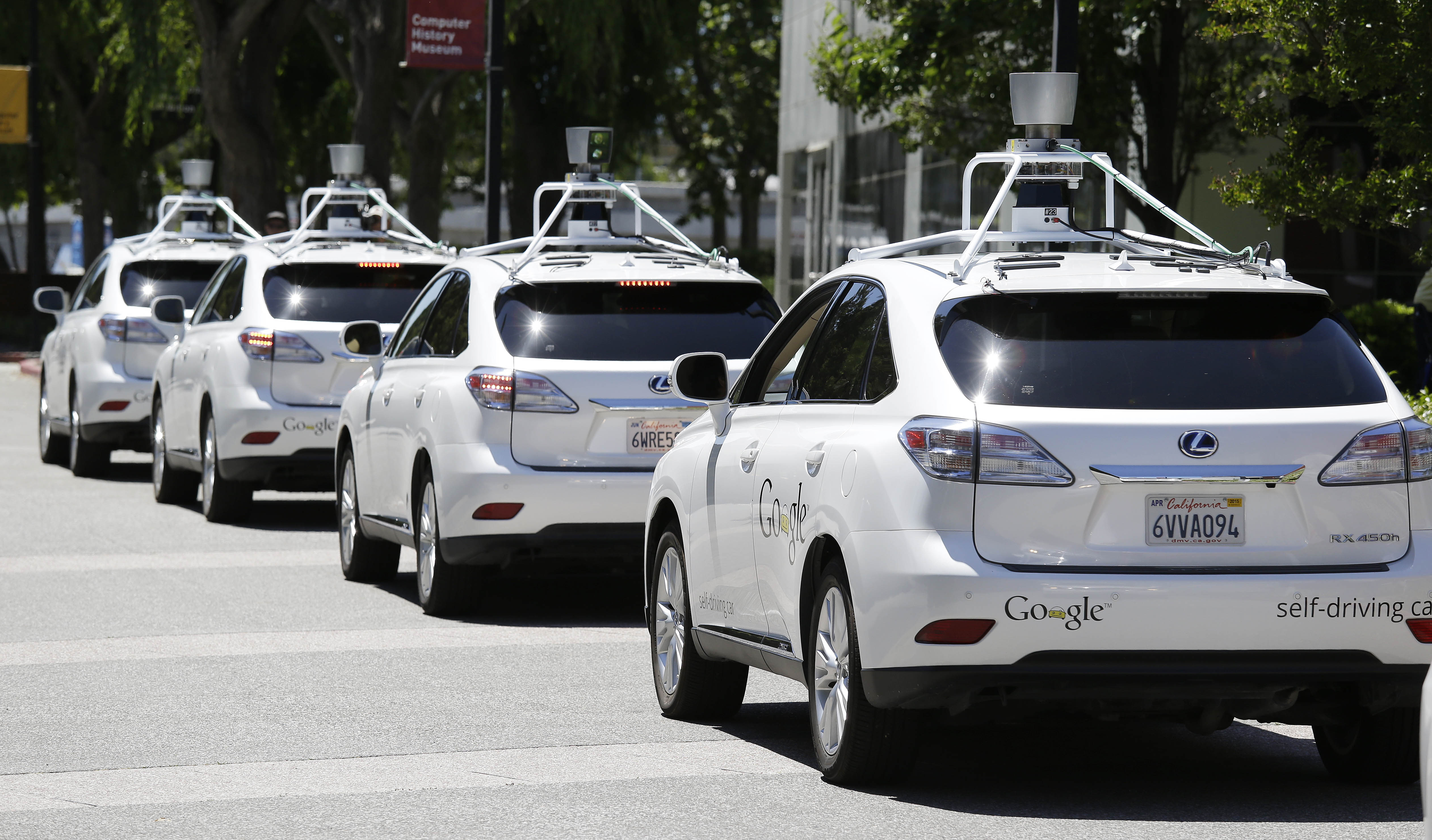 California now offers permits for Self-driving cars (AP Photo/Eric Risberg, File)