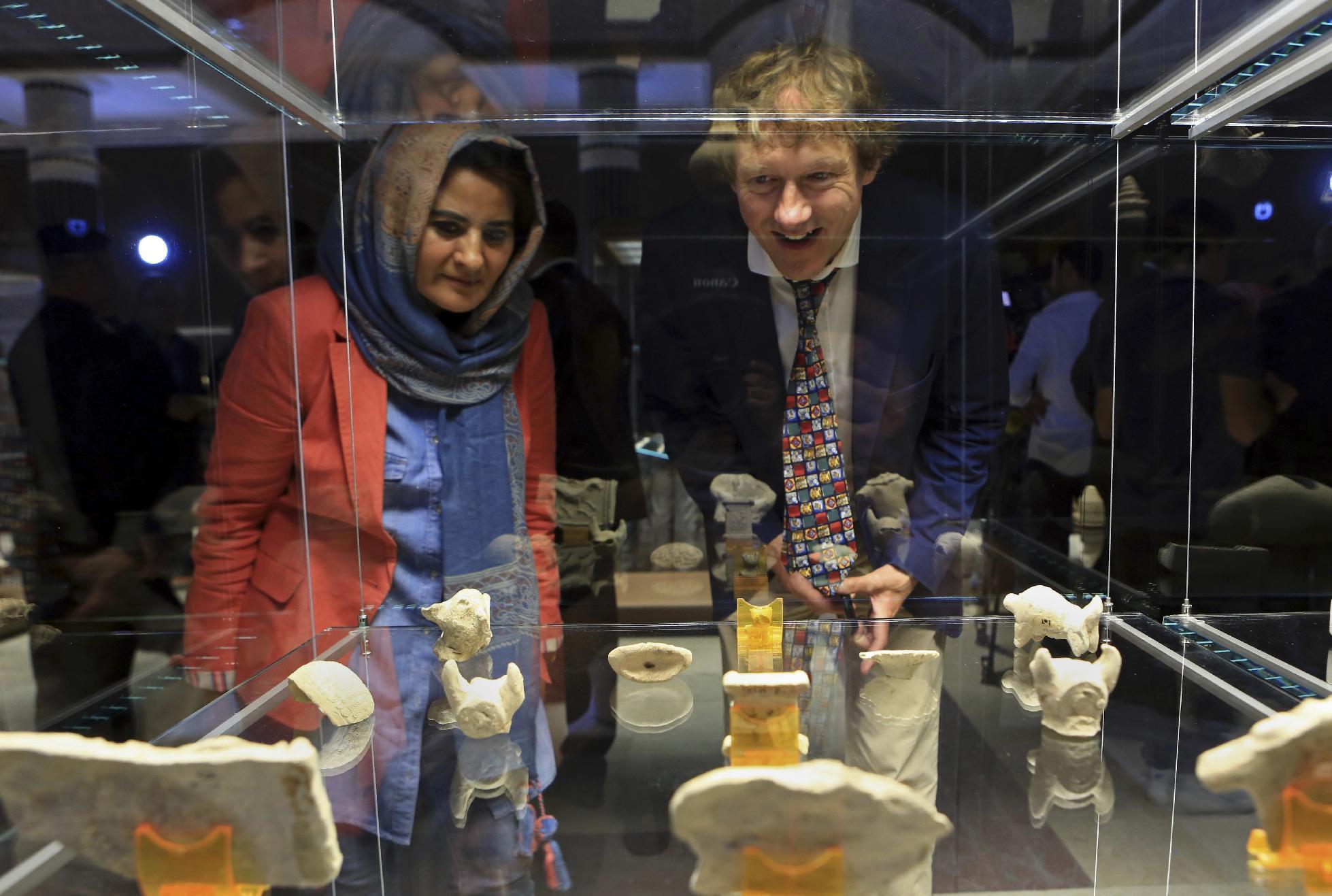 Iraq opens new antiquities museum in Basra
