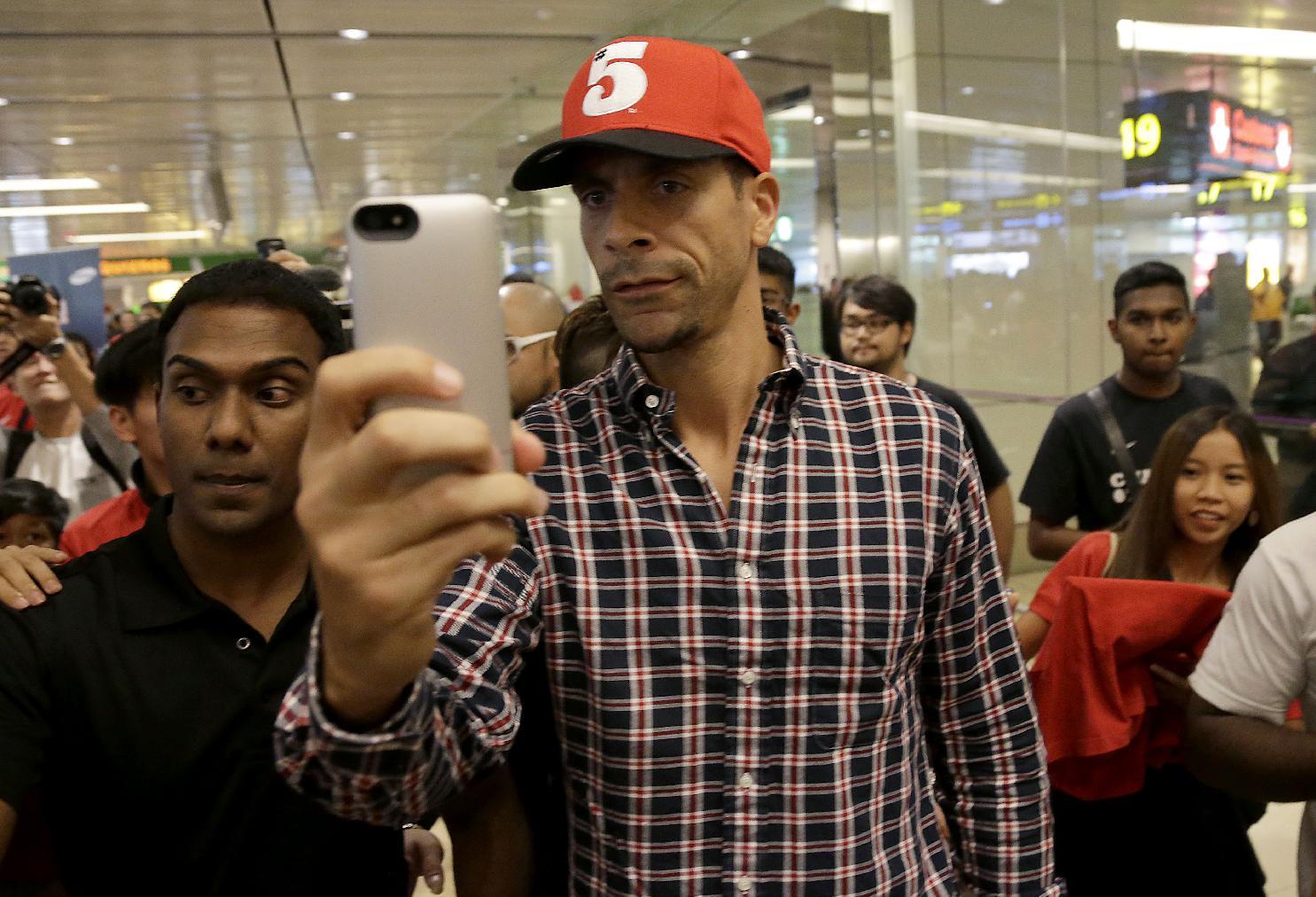 FA bans Rio Ferdinand for 3 matches over tweet
