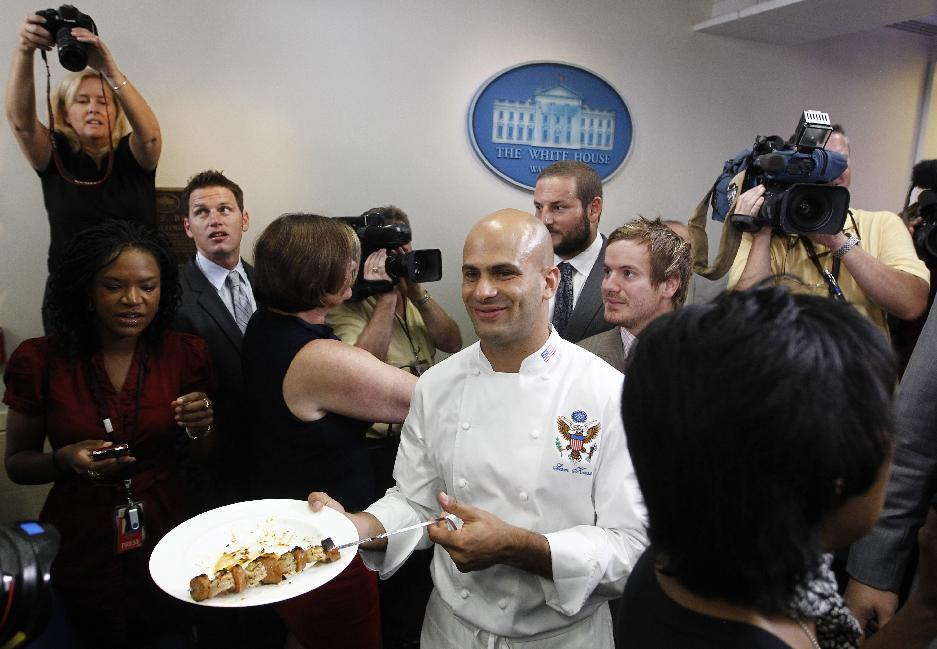 Post-White House, Sam Kass to be food analyst for NBC News