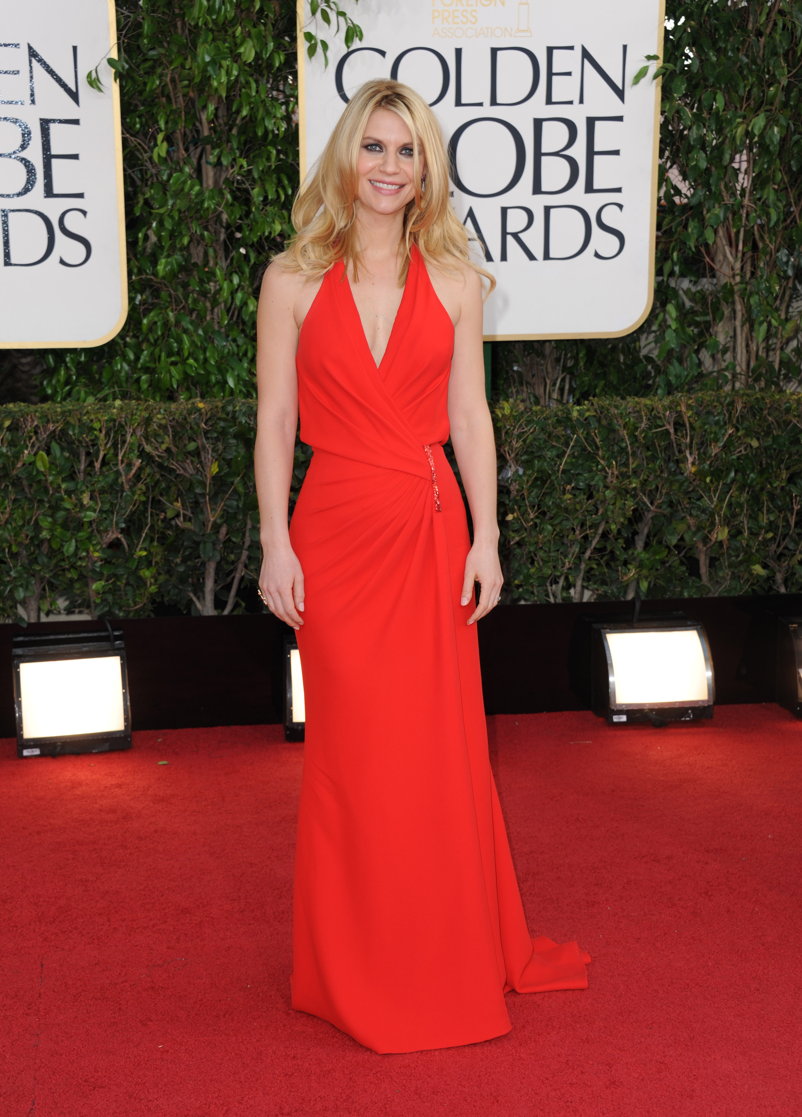 Claire Danes proves she's unbeatable at the Golden Globes