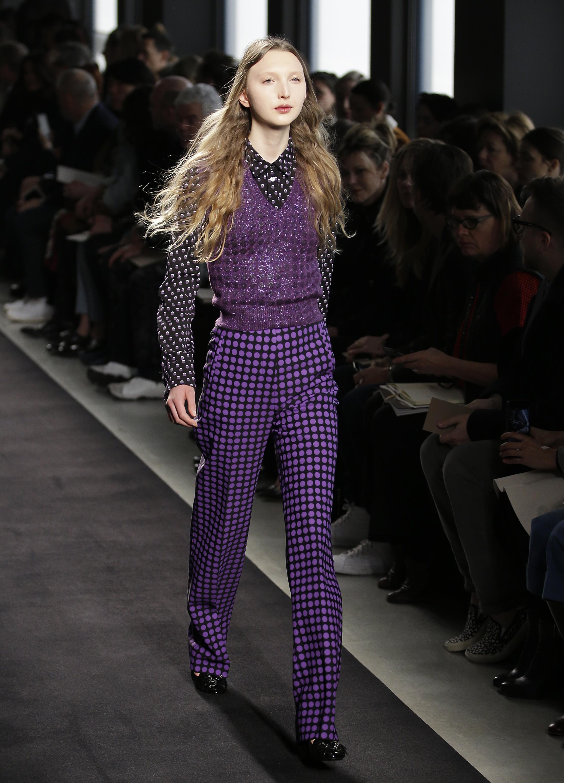 Femininity gets a rethink during Milan Fashion Week