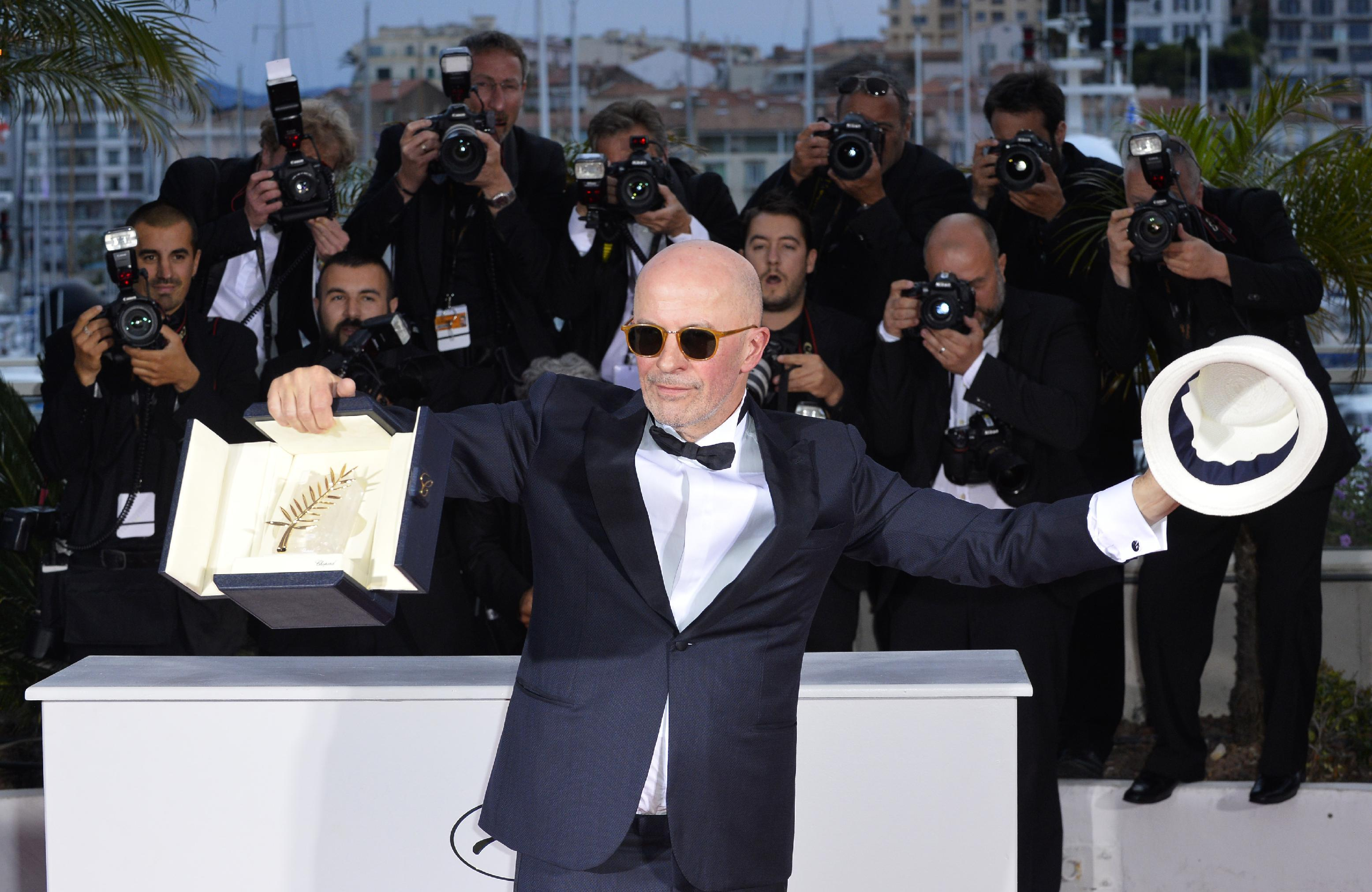 France touts Cannes prizes as vindication for film subsidies