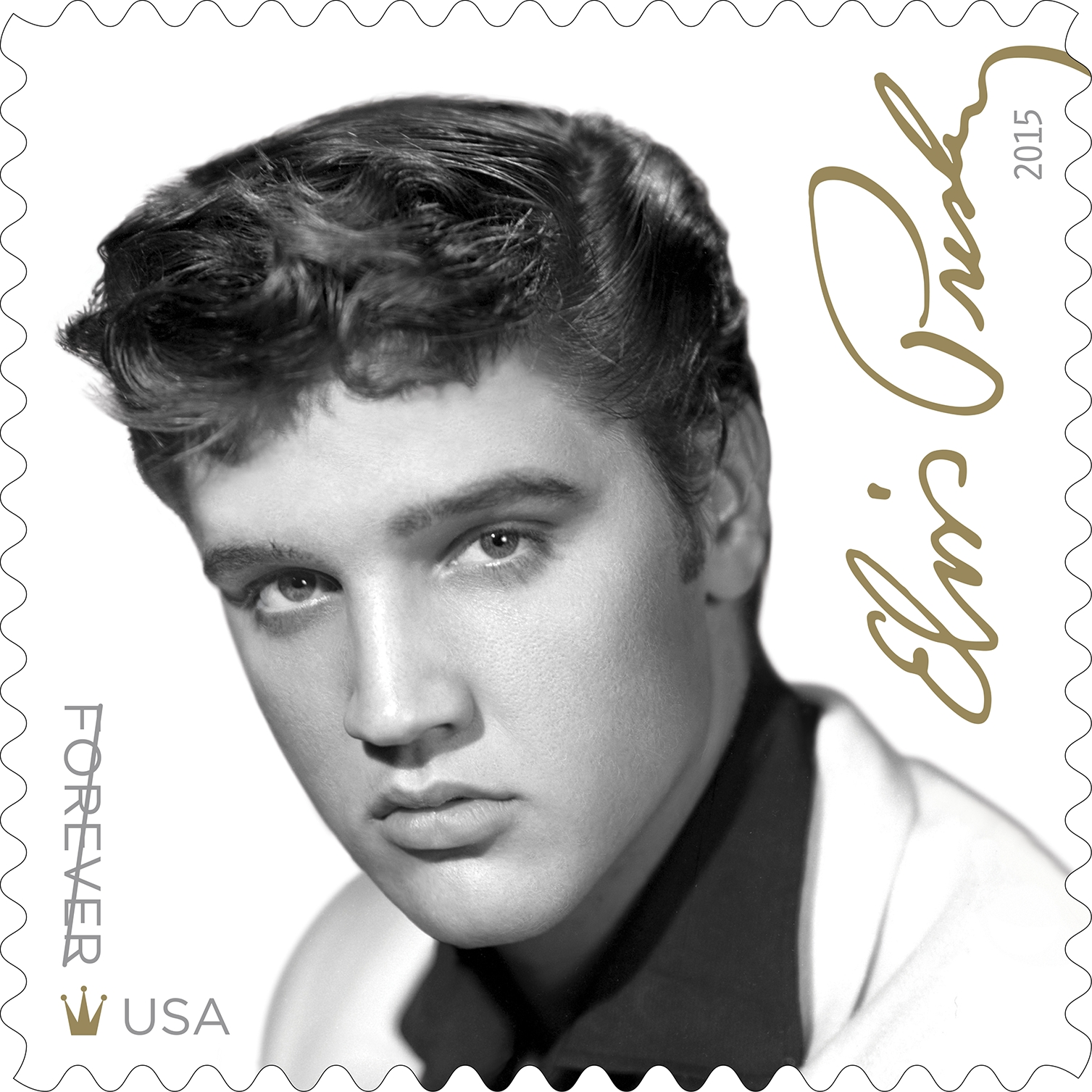 USPS to offer Elvis Presley greatest hits CD with stamp