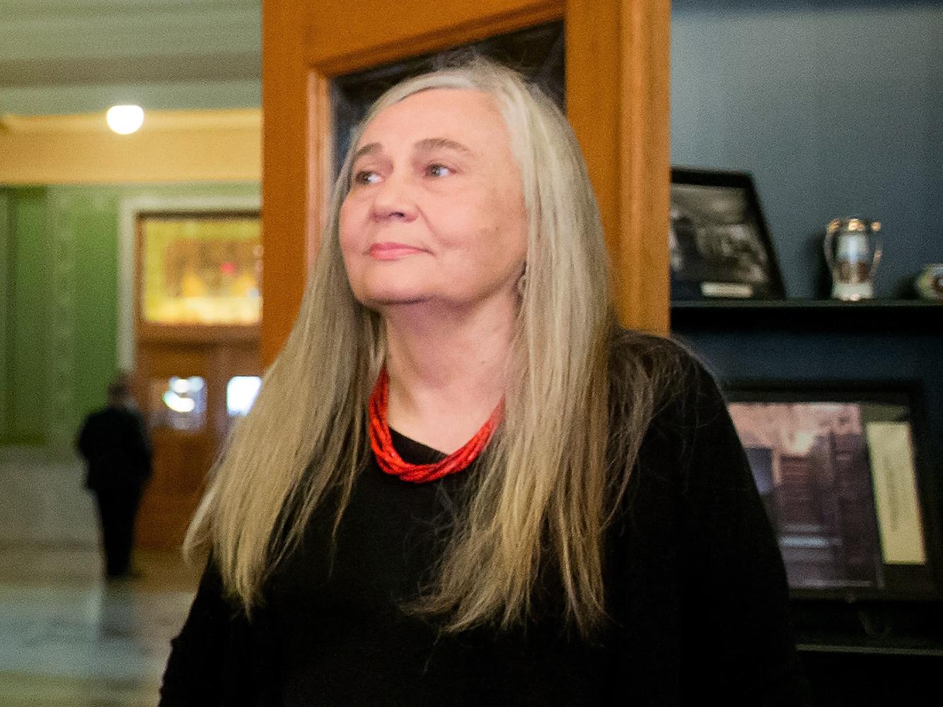 APNewsBreak: Ohio literary peace award to Marilynne Robinson