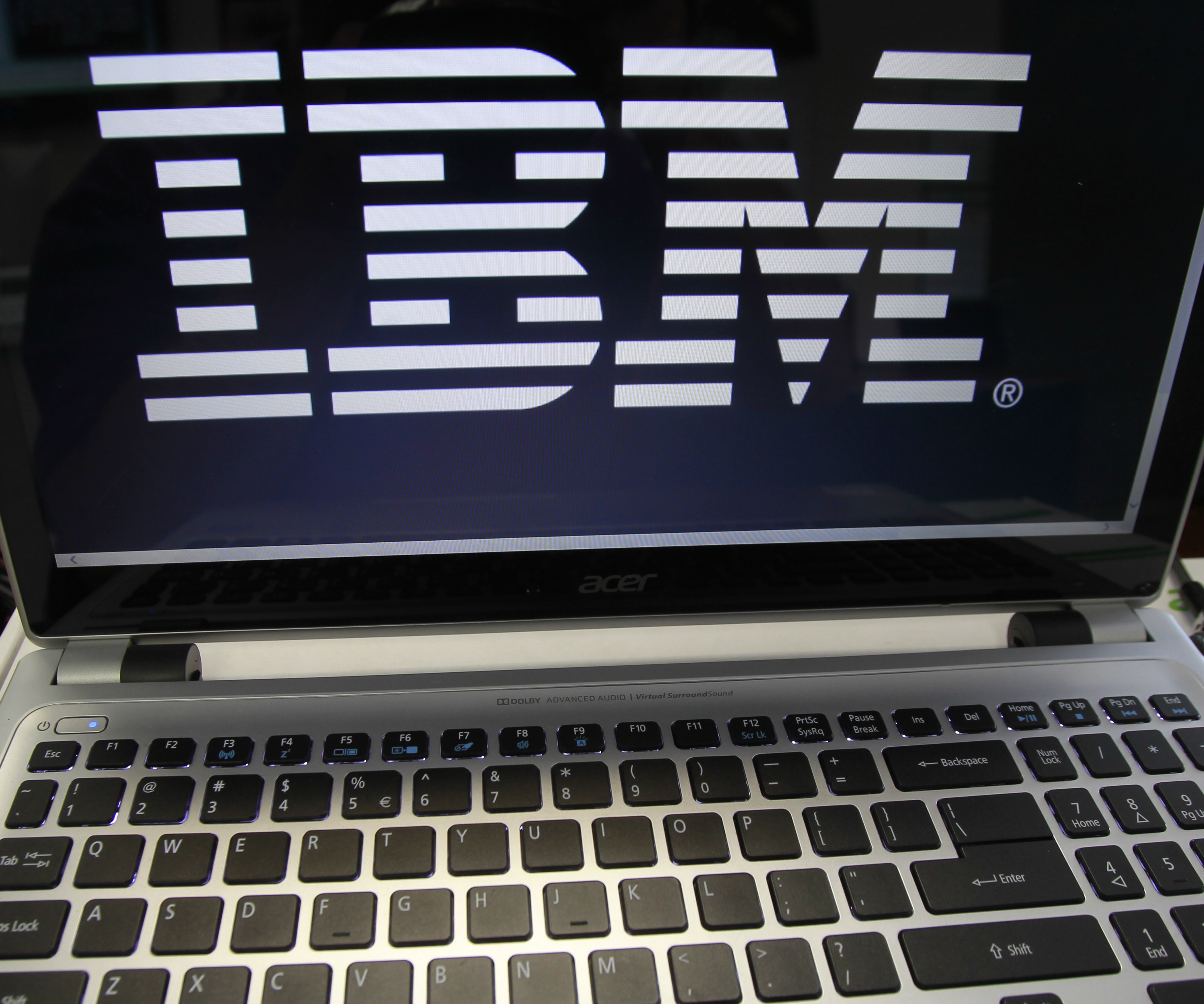 IBM 3Q disappoints as it sheds 'empty calories'