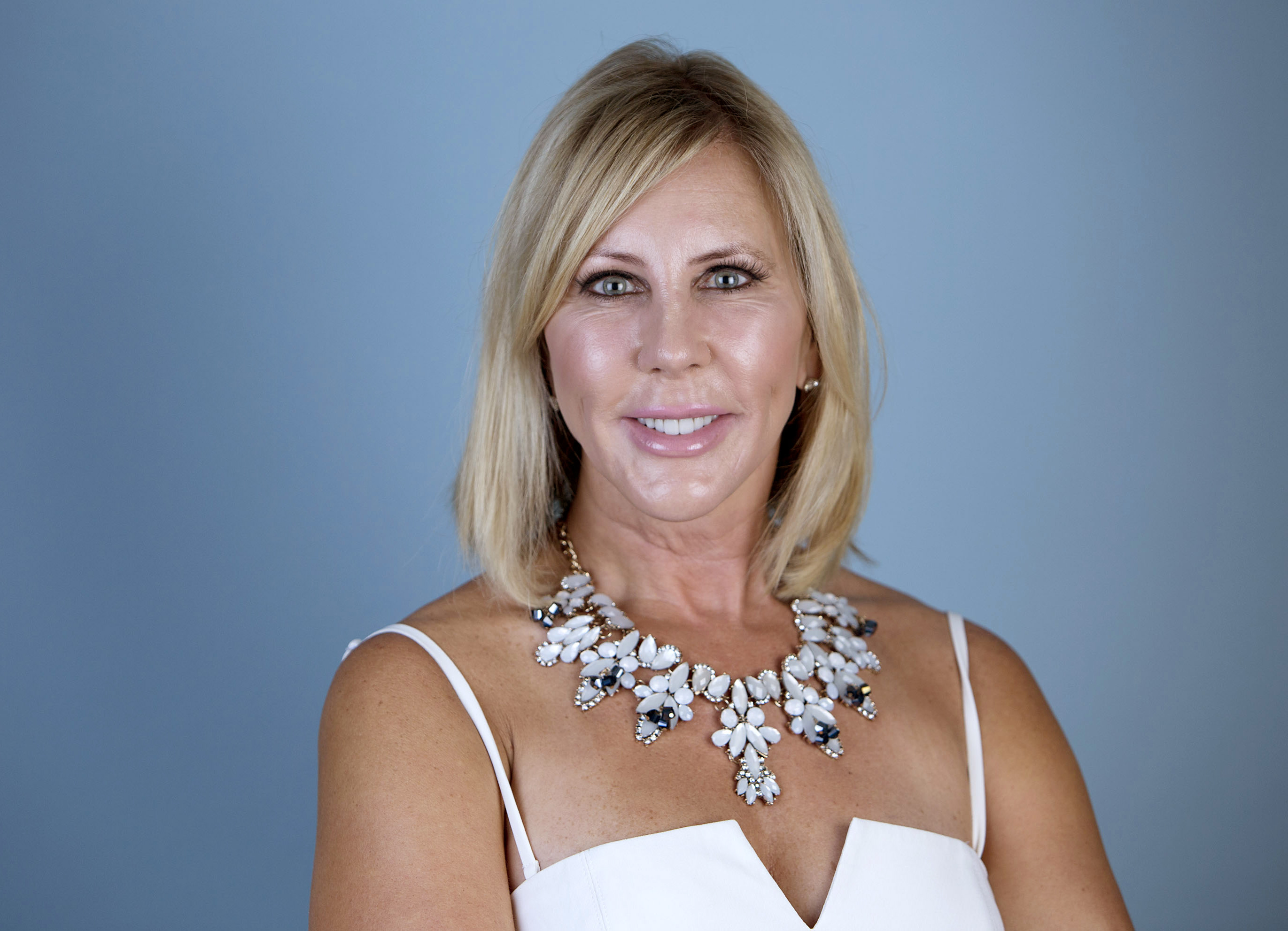 Real Housewife Vicki Gunvalson gets real about reality TV