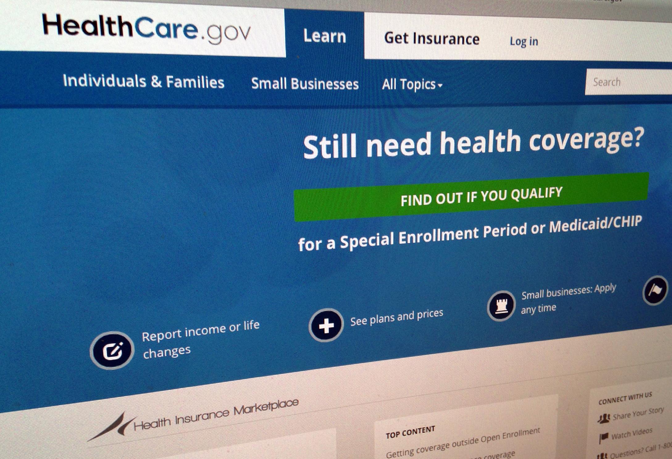 Probe: HealthCare.gov website must boost security