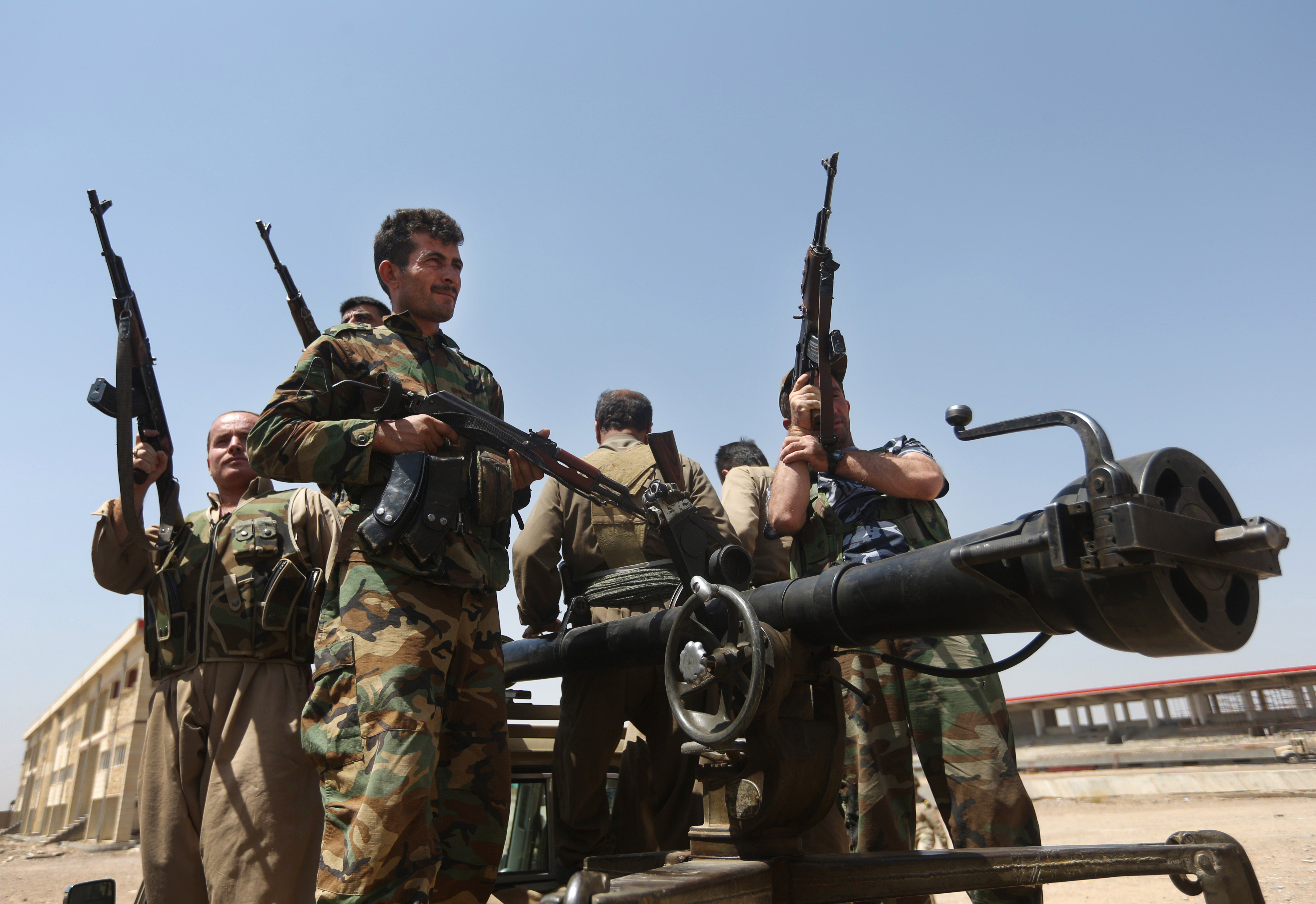 Islamic State seizes Syrian villages