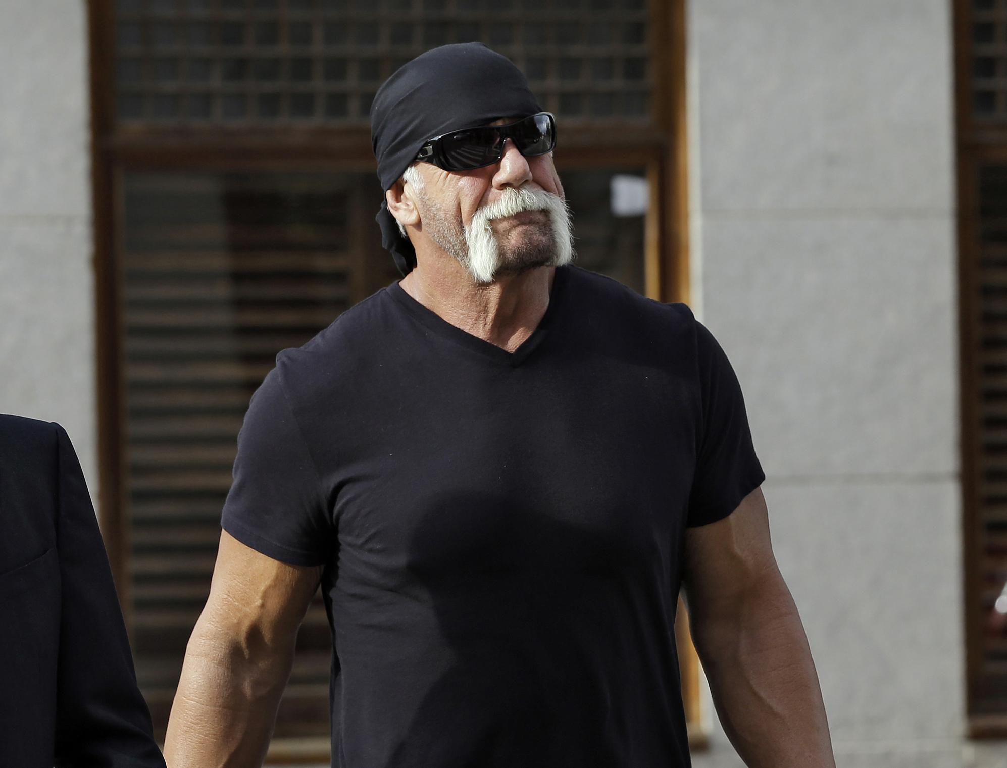 Hulk Hogan takes to Twitter after WWE cuts ties