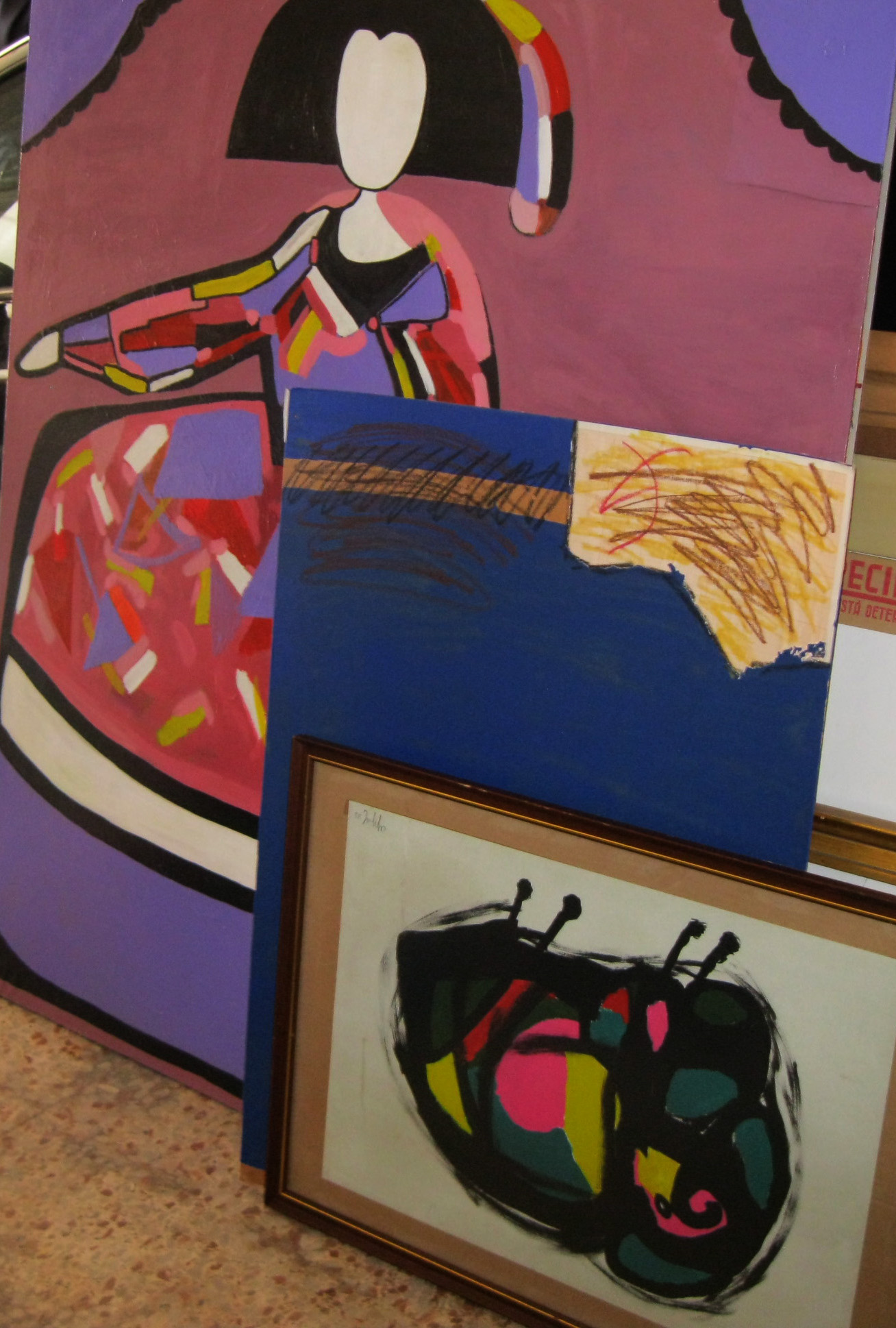 Spanish police arrest 9 on suspicion of selling fake art