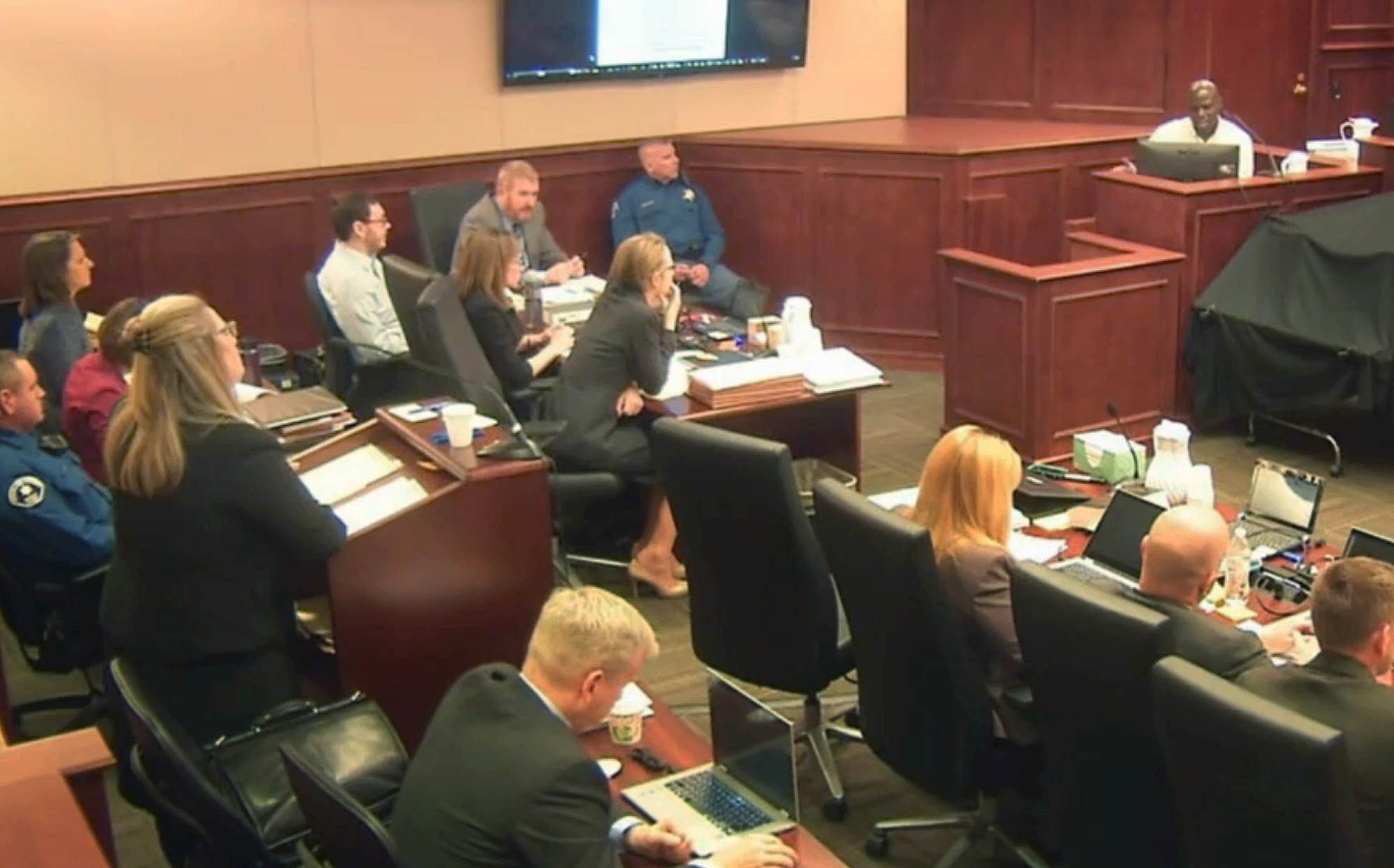Theater shooting trial resumes; testimony focuses on phone