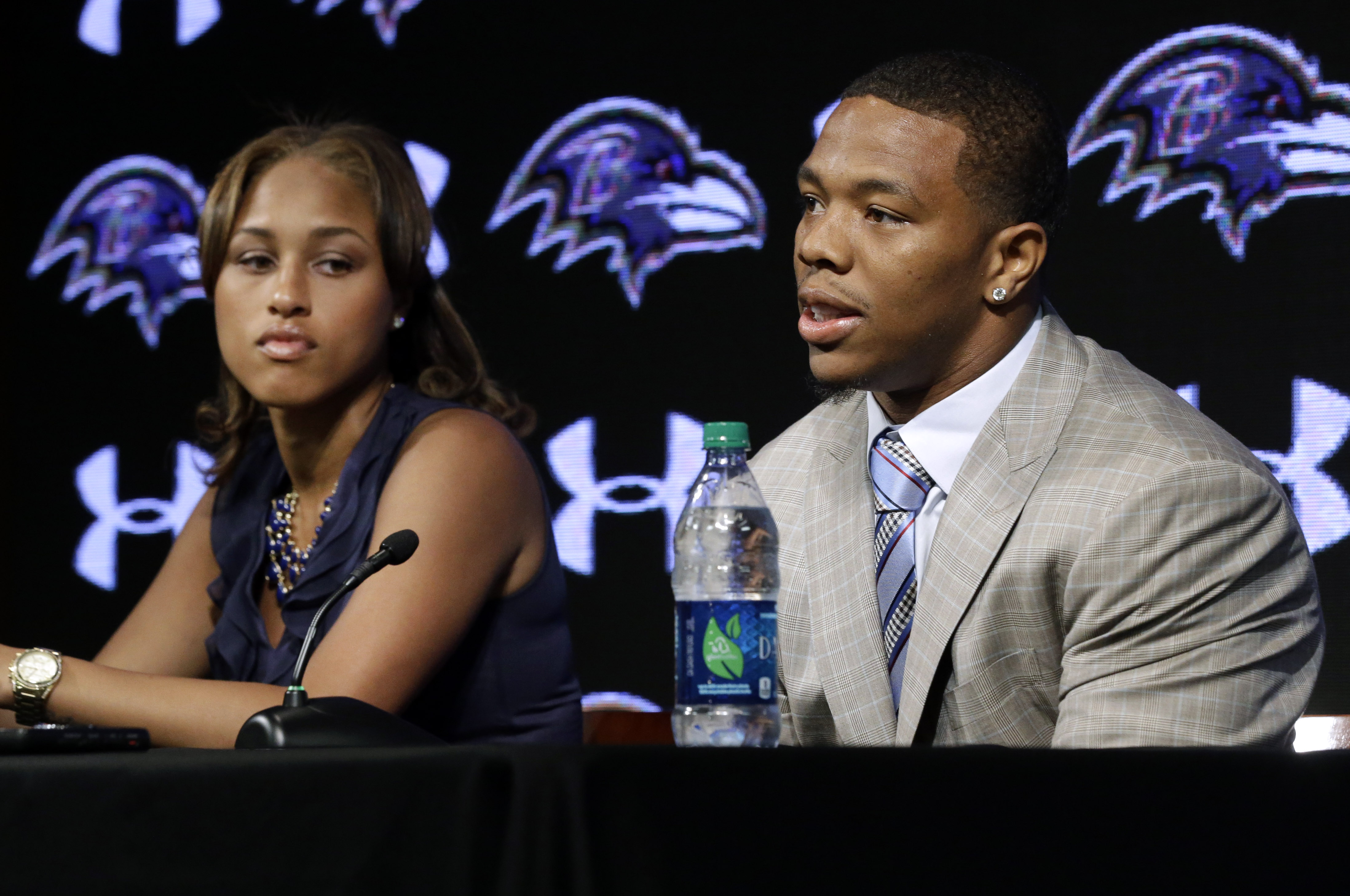 Domestic violence victims respond to Ray Rice video on Twitter with #WhyIStayed and #WhyILeft