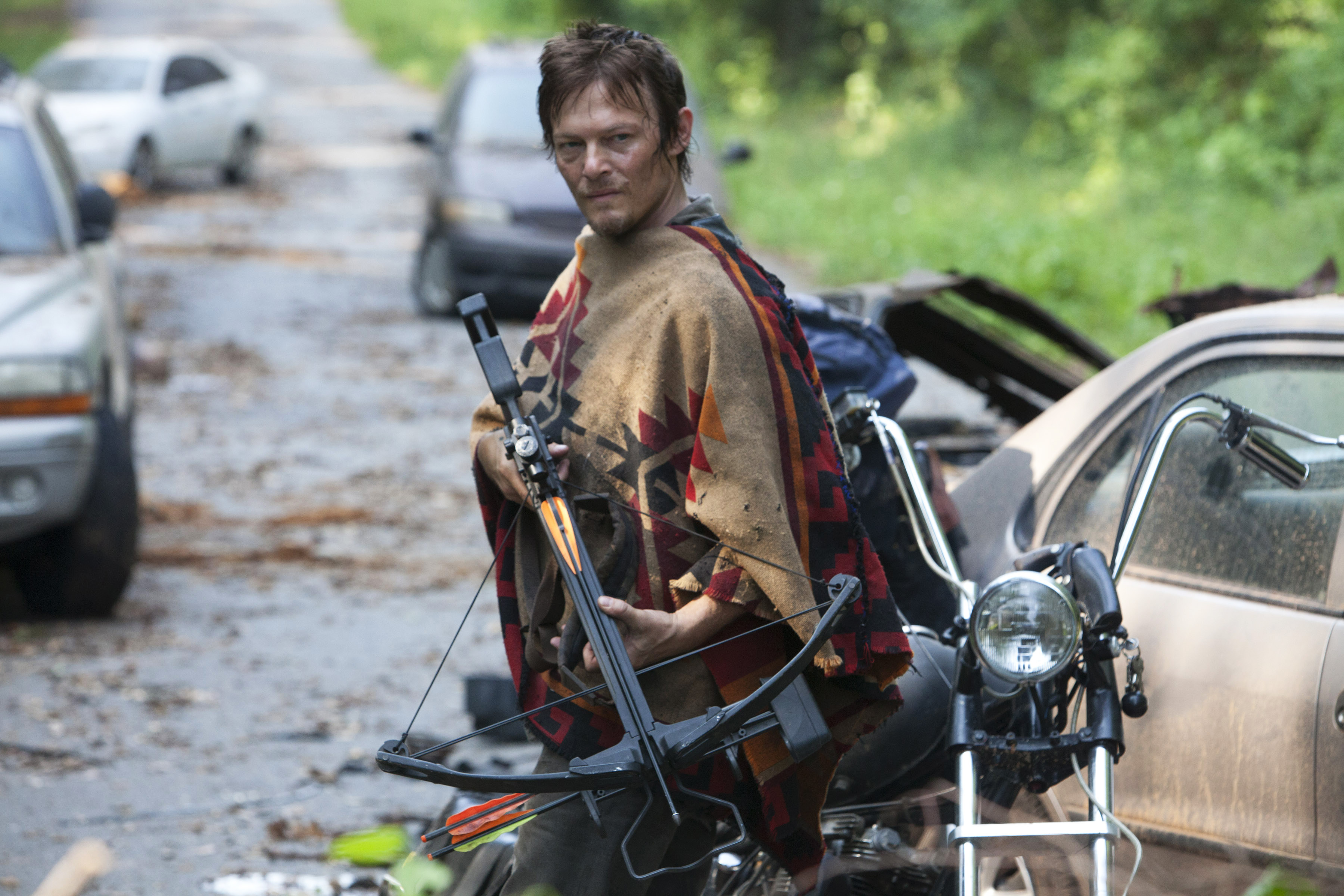 Norman Reedus opens up about 'The Walking Dead,' his rabid fans, and landing the role of a lifetime