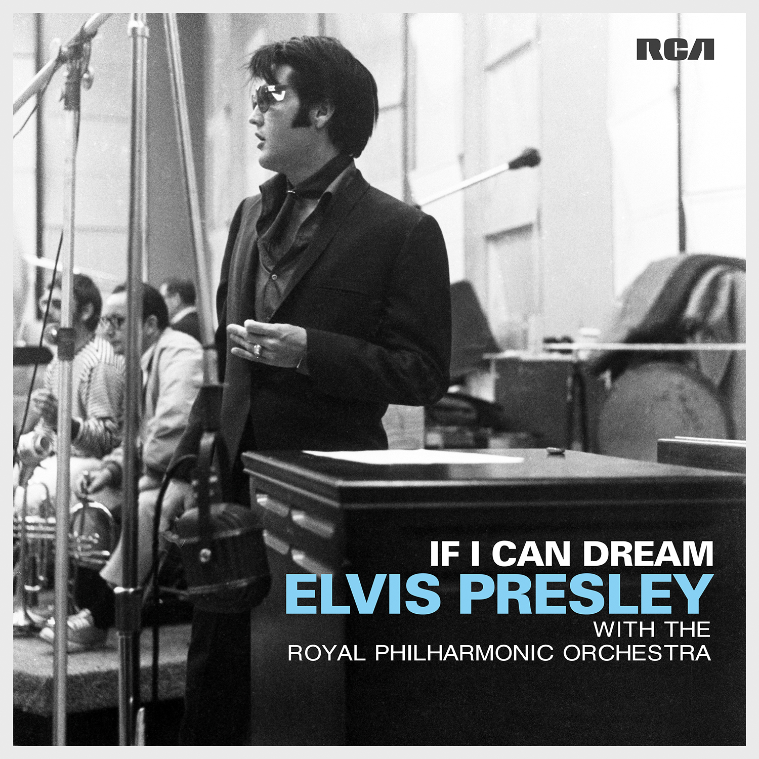 New disc matches Elvis Presley with Royal Philharmonic