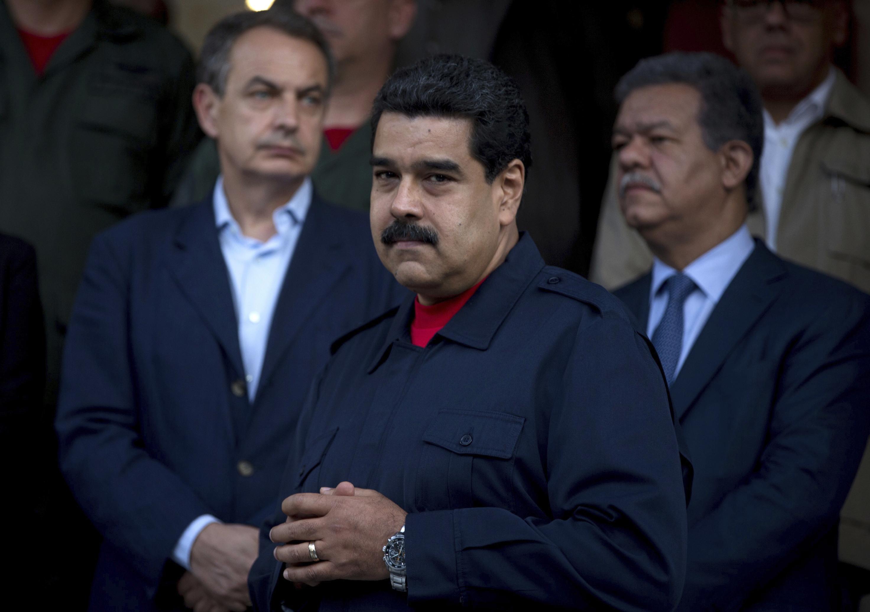 Maduro meets pope as Vatican steps into Venezuela crisis