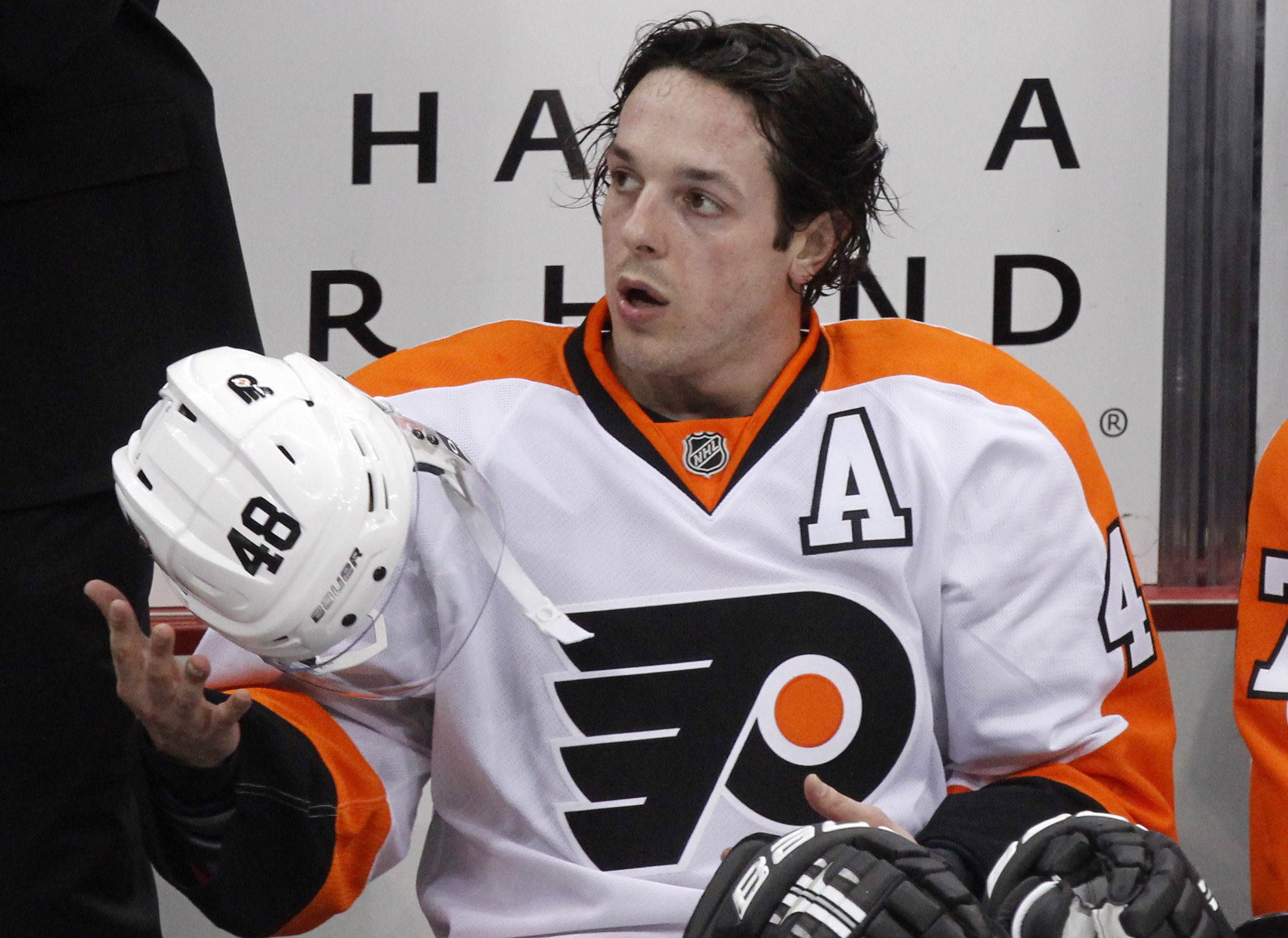 The UFA market has been supplemented by bought-out veterans such as Daniel Briere. (AP)