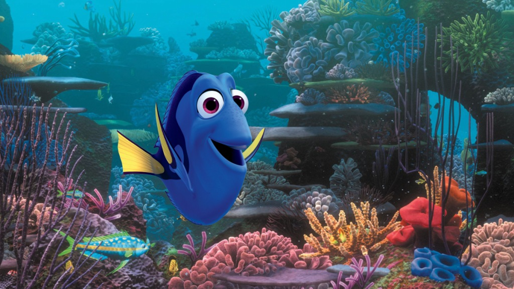 Dory, voiced by Ellen DeGeneres (AP Photo/Disney Pixar)