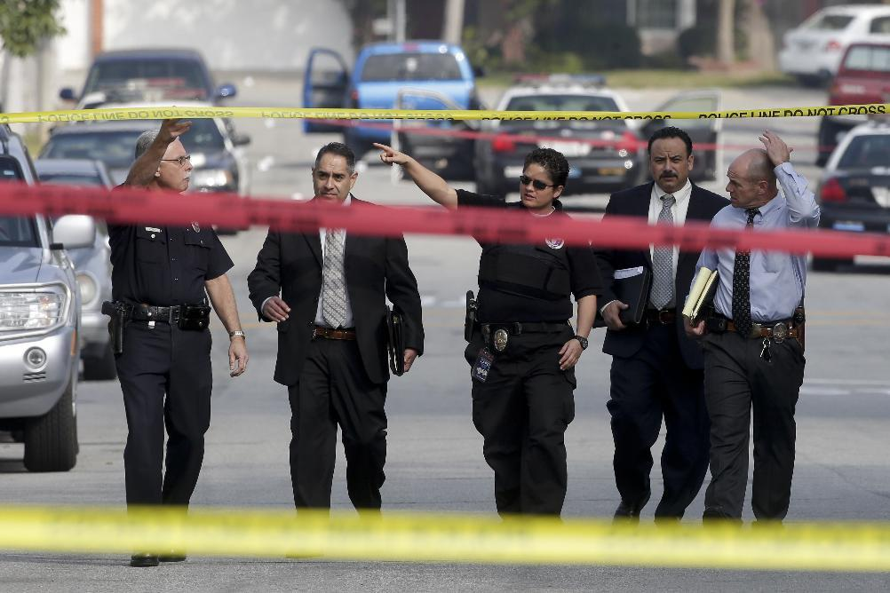Amid scrutiny, California to track all police use of force