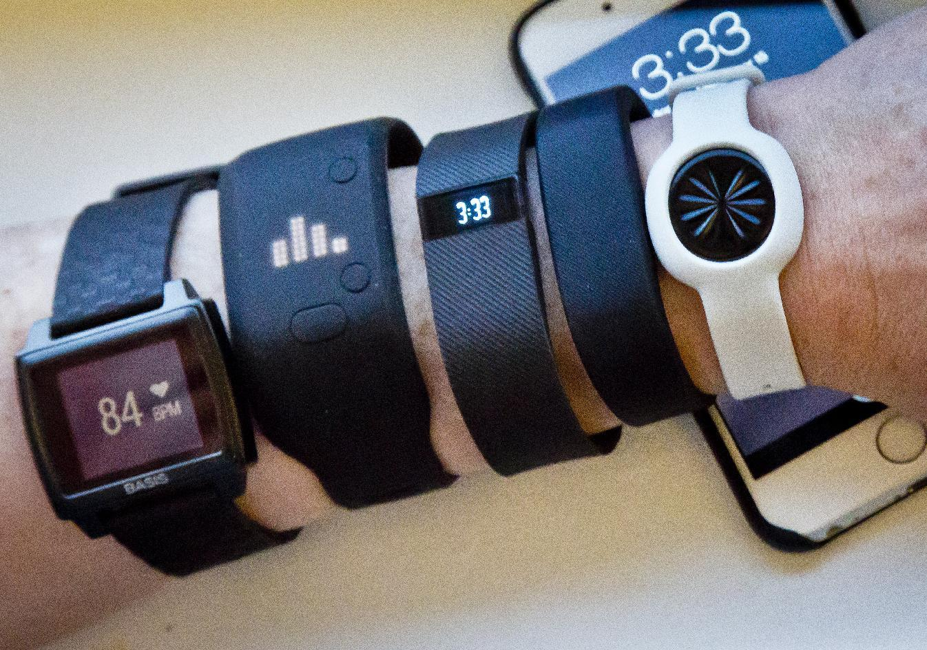Fitness trackers are hot, but do they really help?