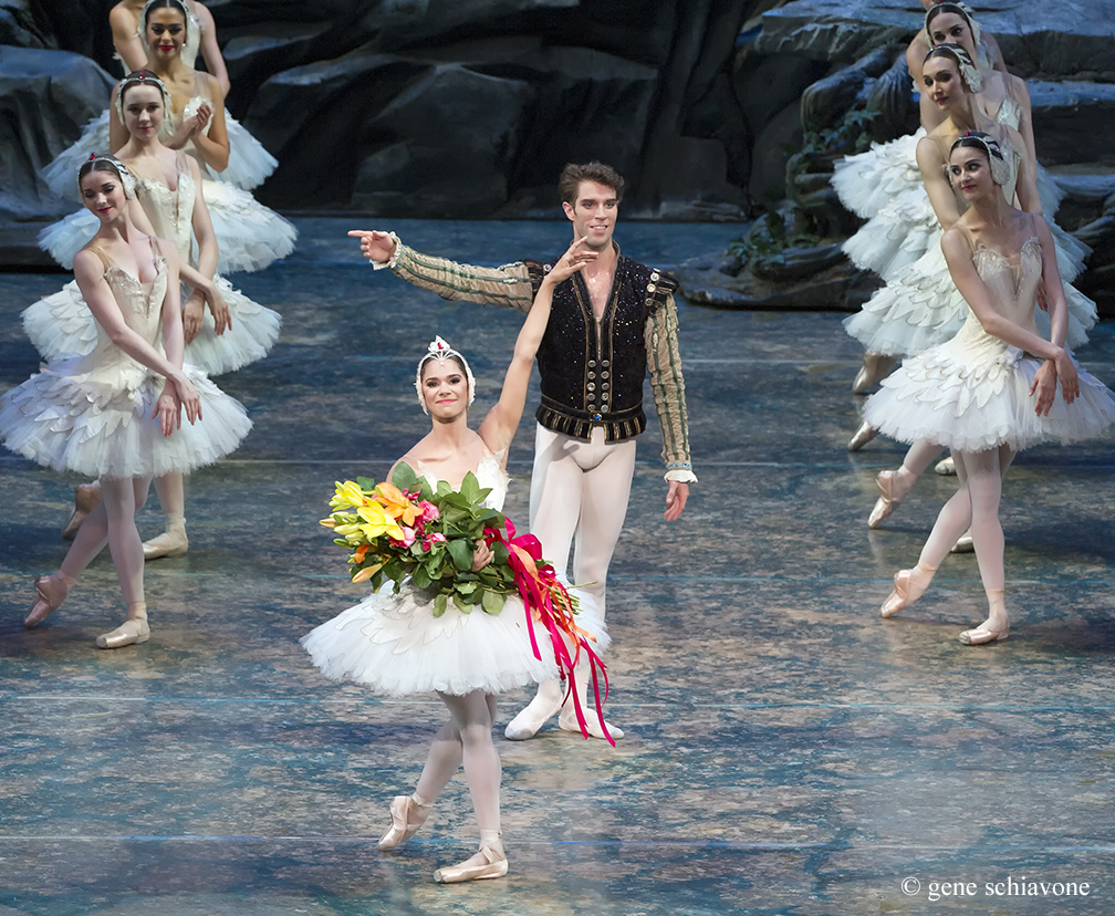 Misty Copeland named first black female principal at ABT