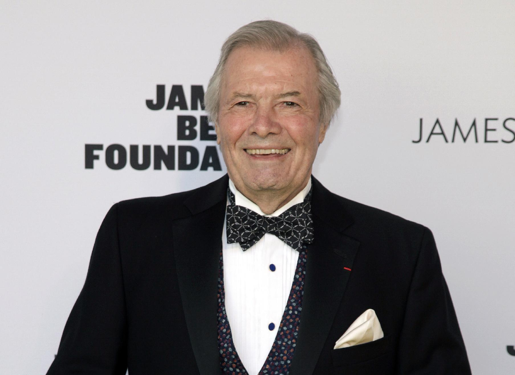 Television chef Jacques Pepin recovering from minor stroke