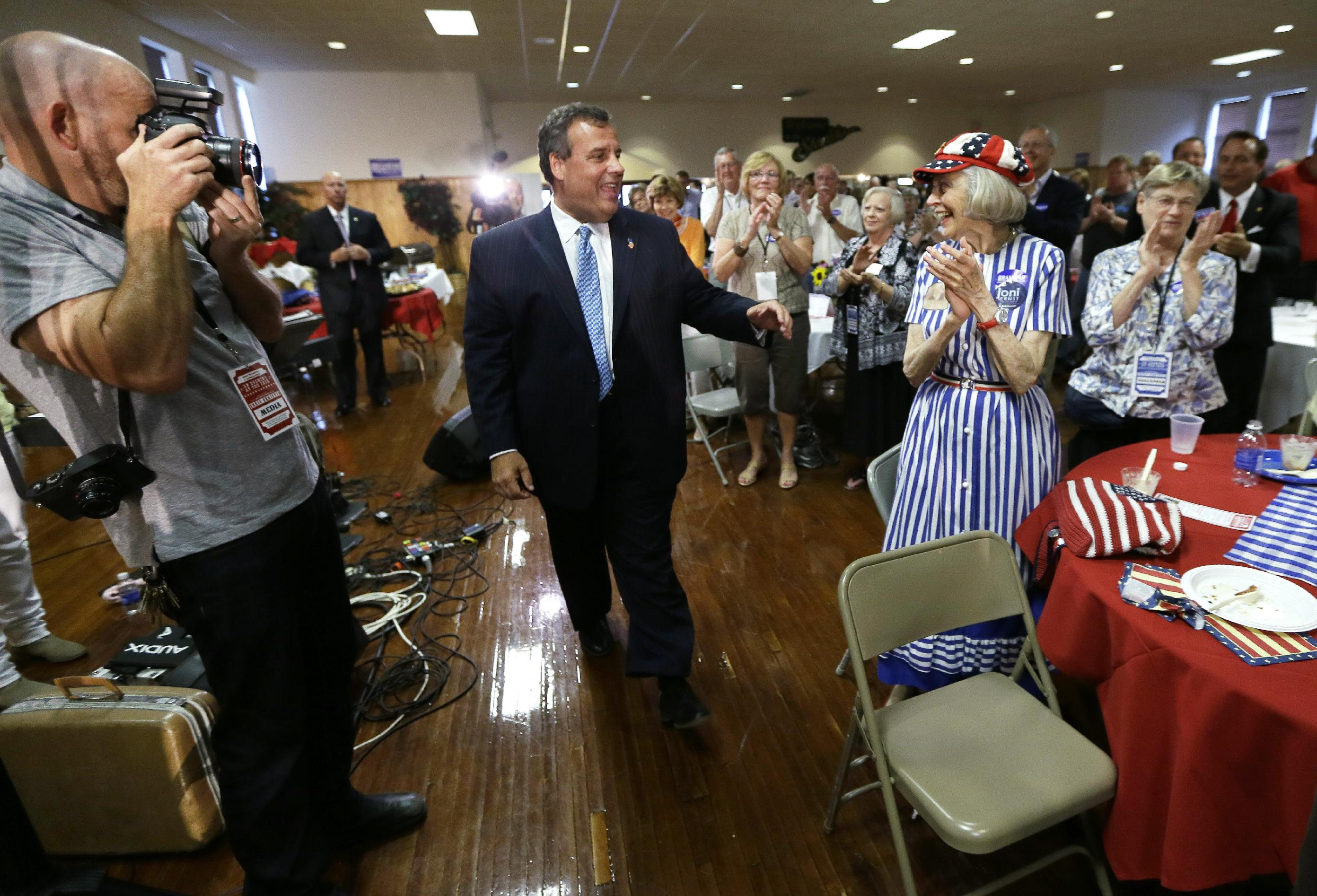 Is Gov. Chris Christie's brash style presidential or bullying?