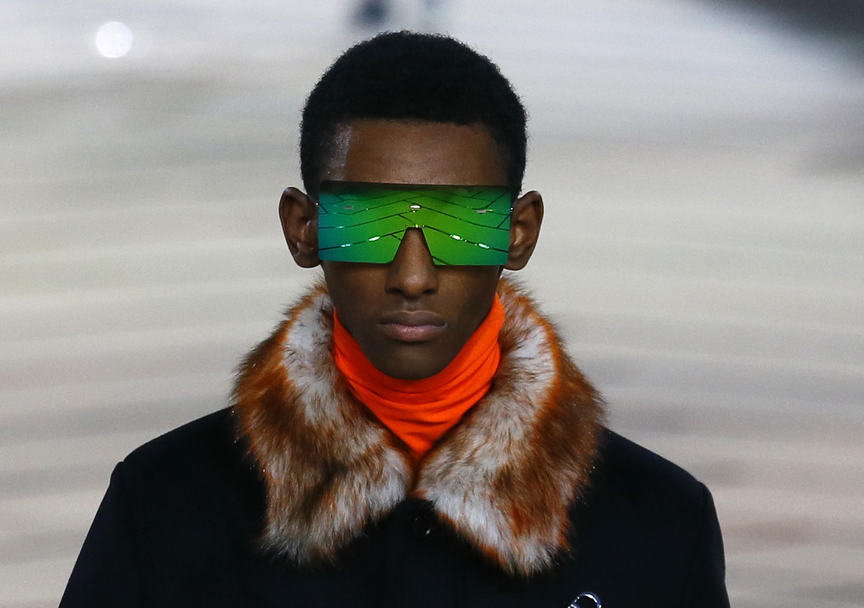Boy George talks politics at Paris menswear, Dior goes dark