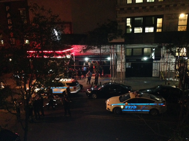 The Latest: NYC rapper arrested in shooting at concert hall