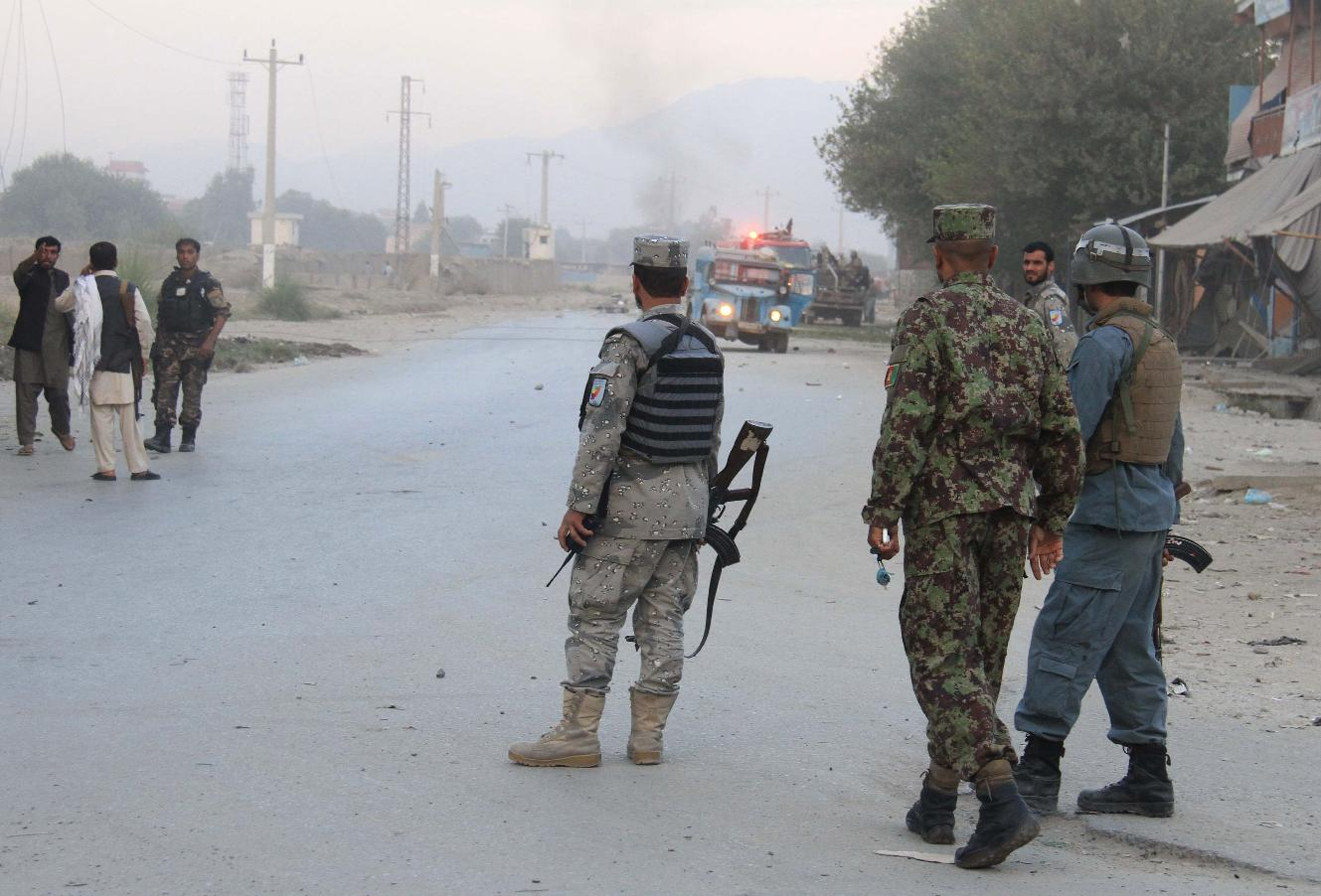 Taliban attack intel office in eastern Afghanistan