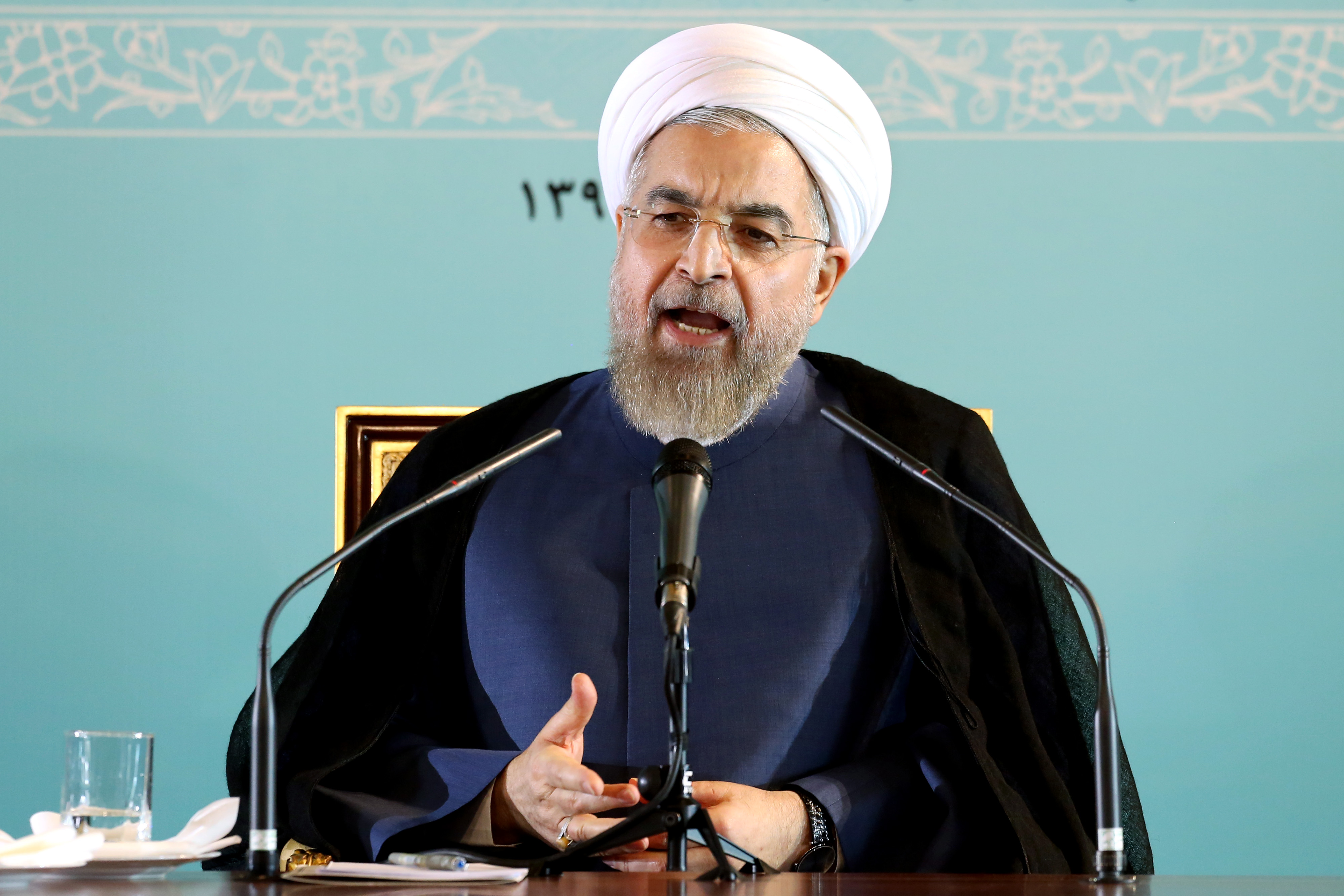 Iran's president has not delivered on pledges of more freedom: U.N.