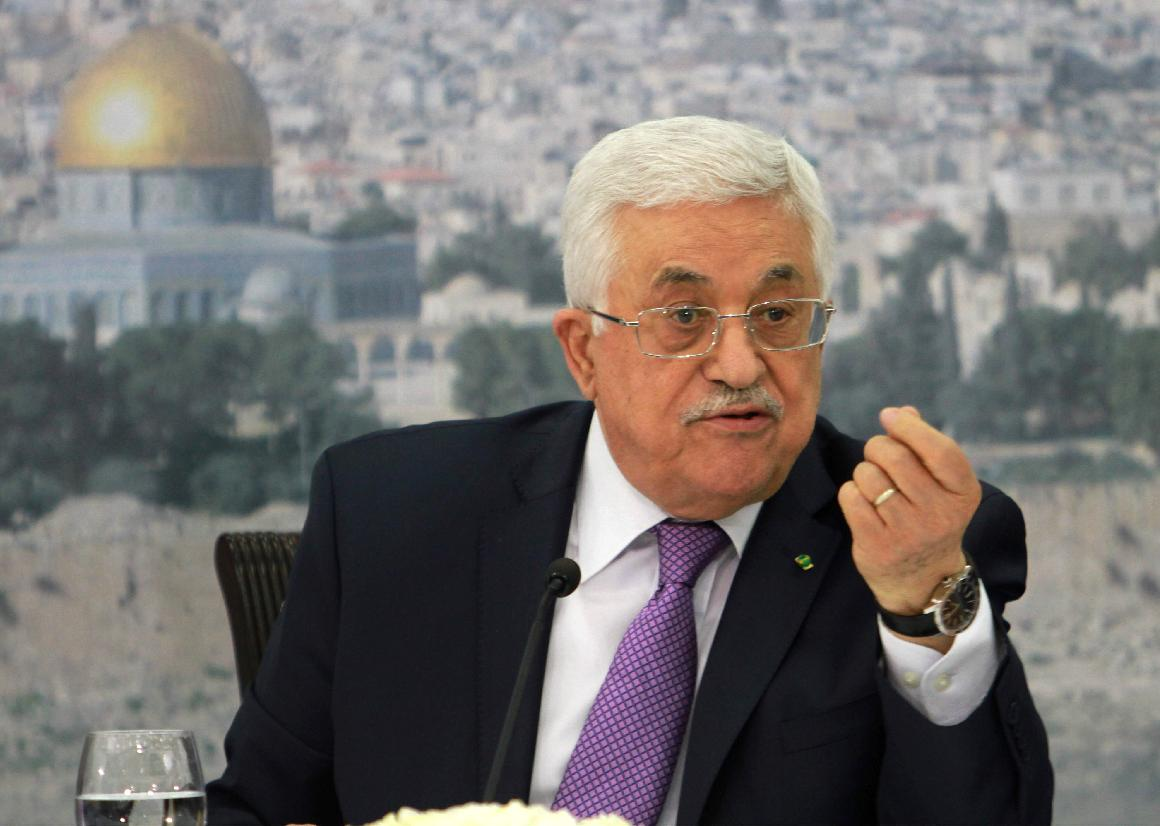 Palestinian president: Hamas caused prolonged war