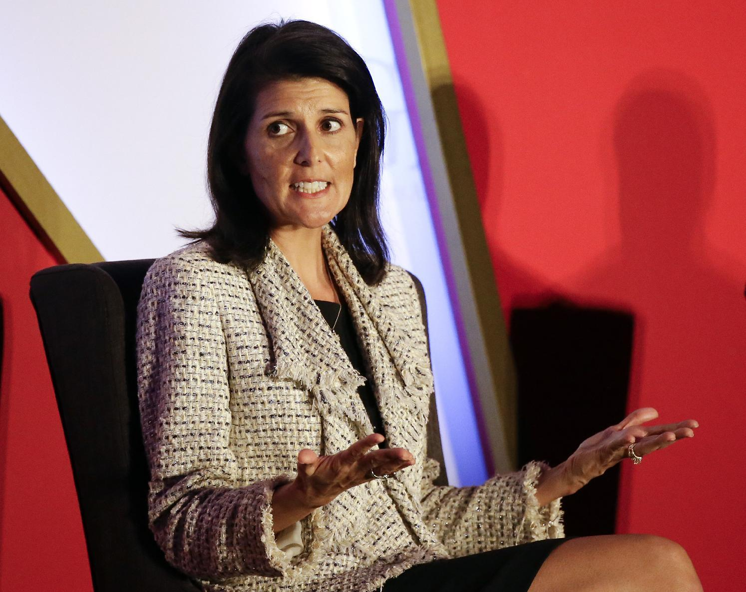 Women for Trump Cabinet: Haley picked for UN, DeVos for Ed