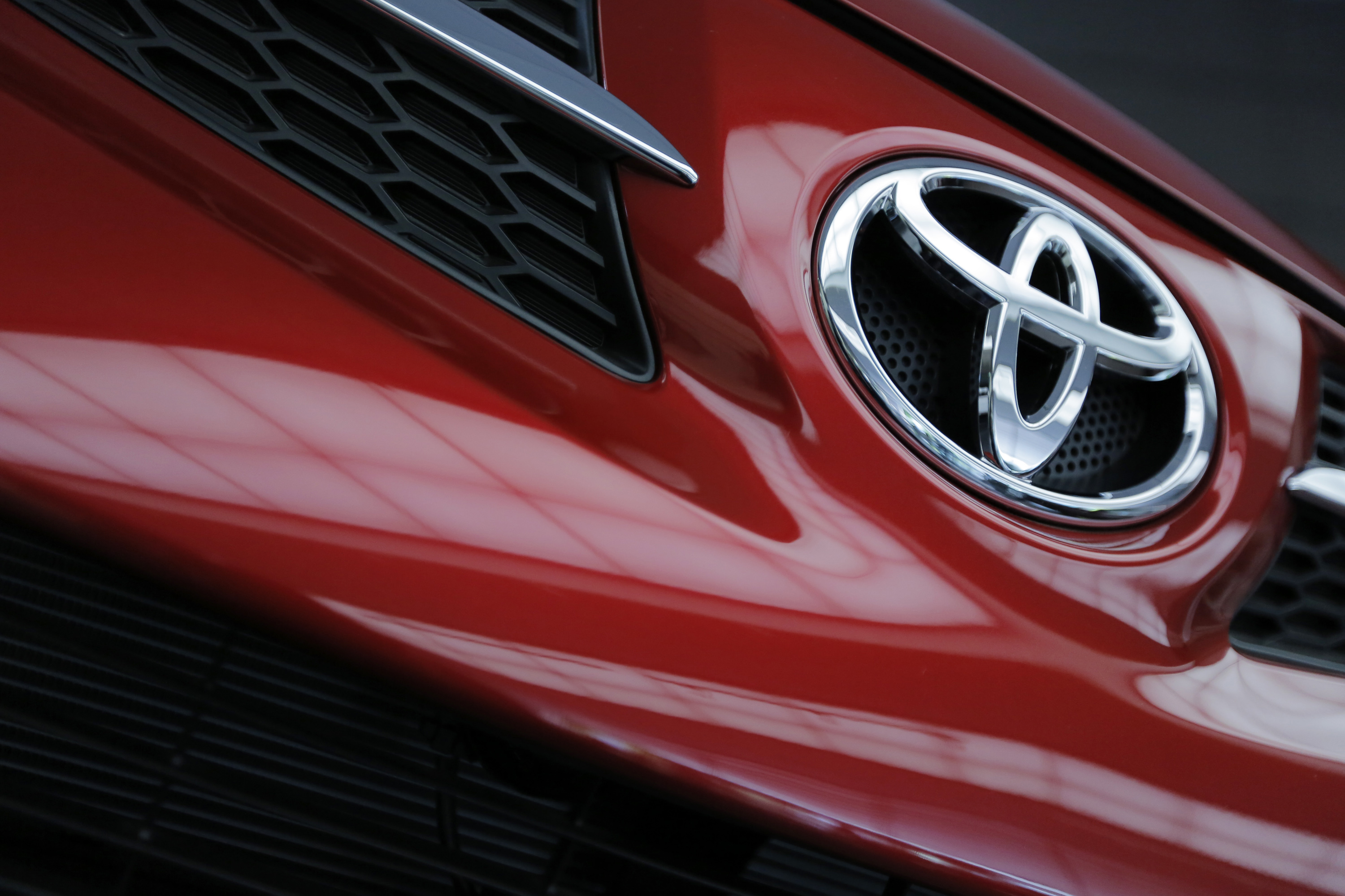 Toyota maintains top spot in global vehicle sales over VW, GM (AP Photo/Itsuo Inouye, File)
