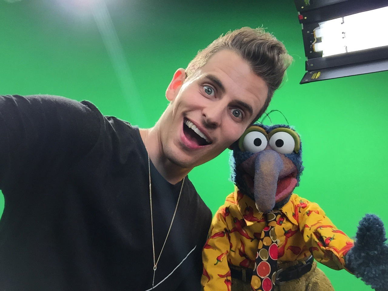 The Muppets to team up with several YouTube stars