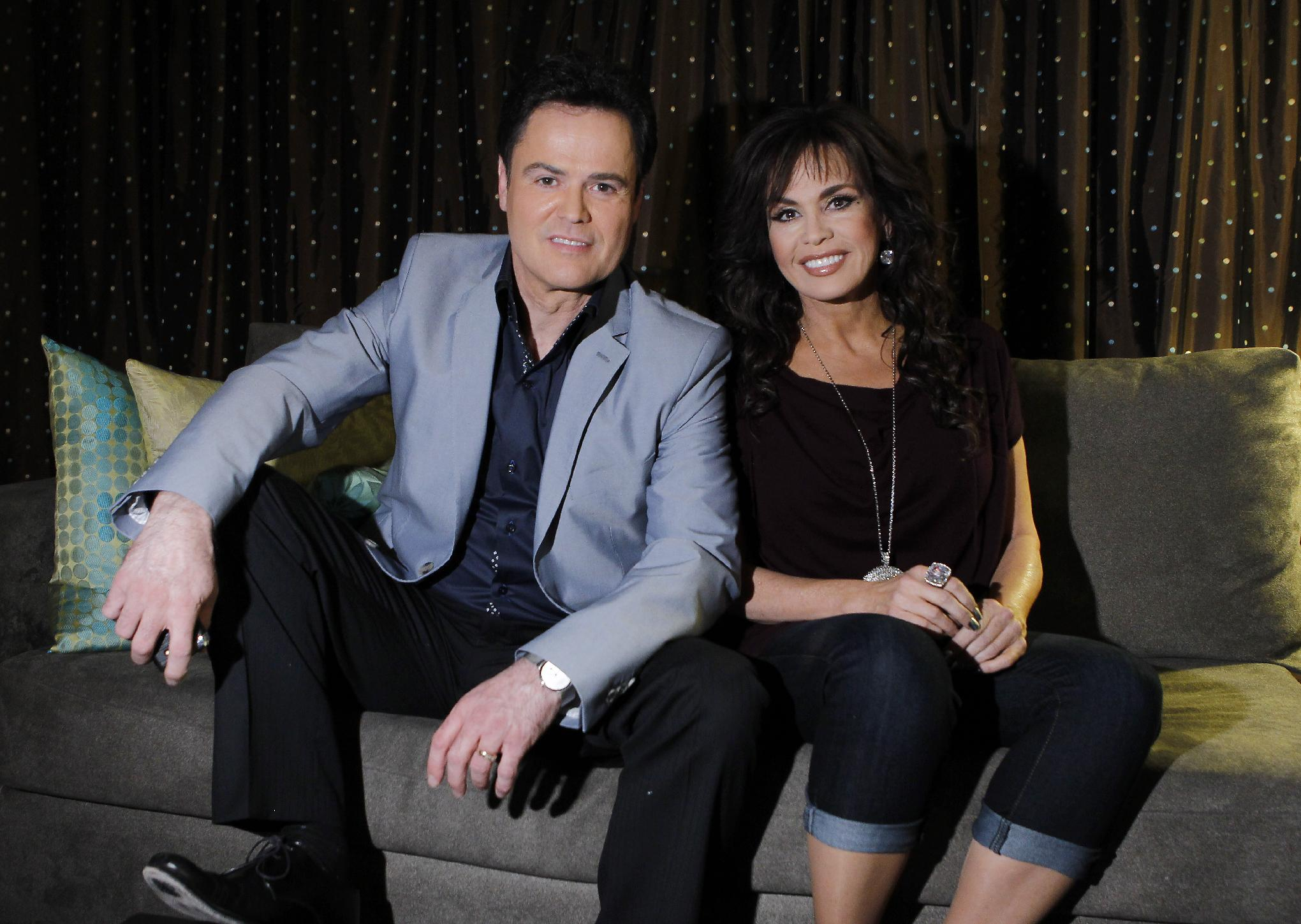 Donny and Marie Osmond extend Las Vegas show dates