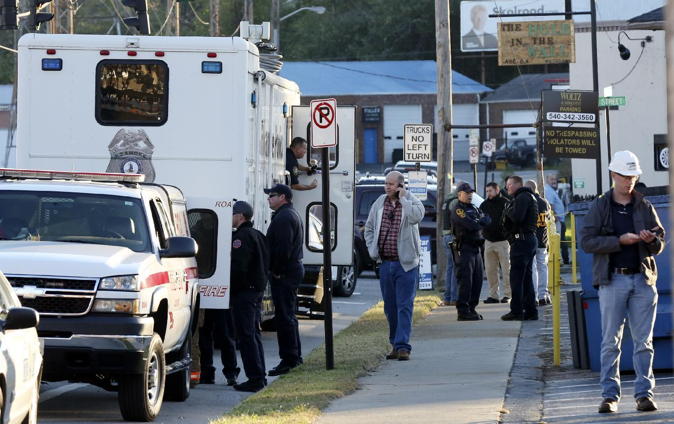 Workplace shooting suspect described as 'perfect neighbor'