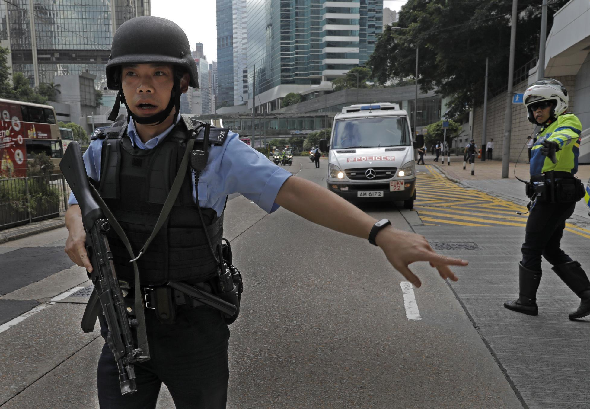 UK banker pleads not guilty to murder in Hong Kong trial