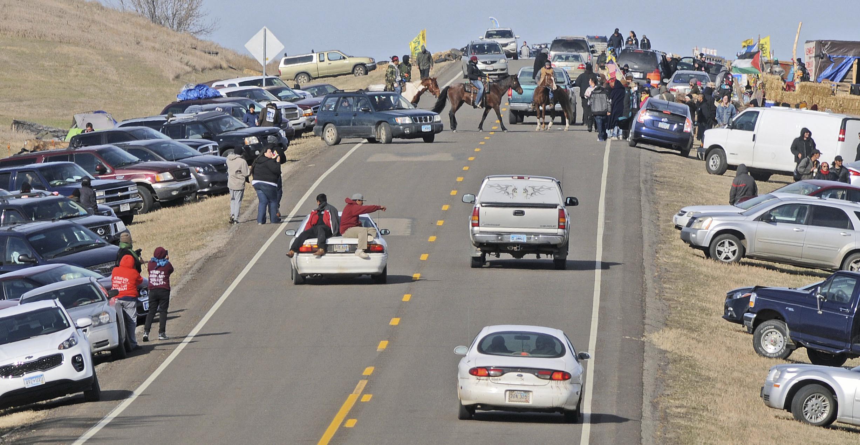 AP News Guide: New phase for Dakota Access pipeline protest