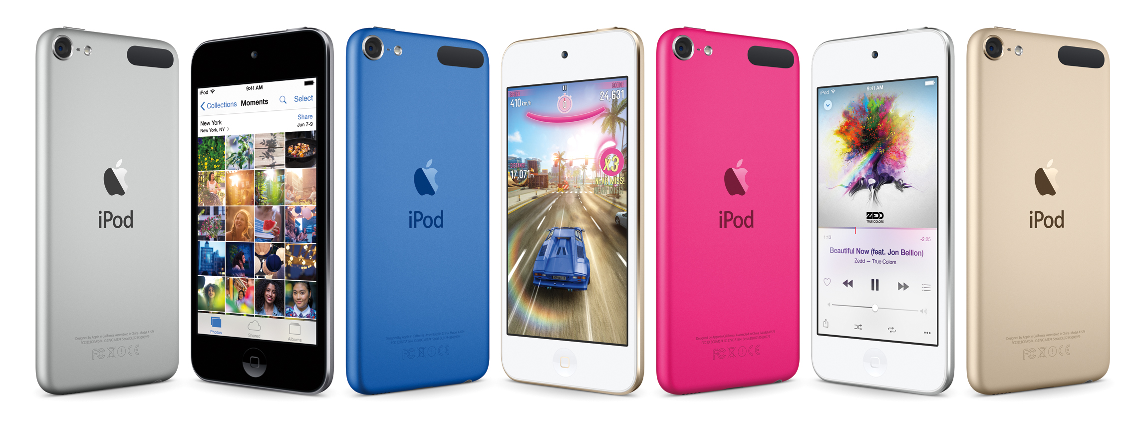 Apple's updates iPod Touch amid declining sales