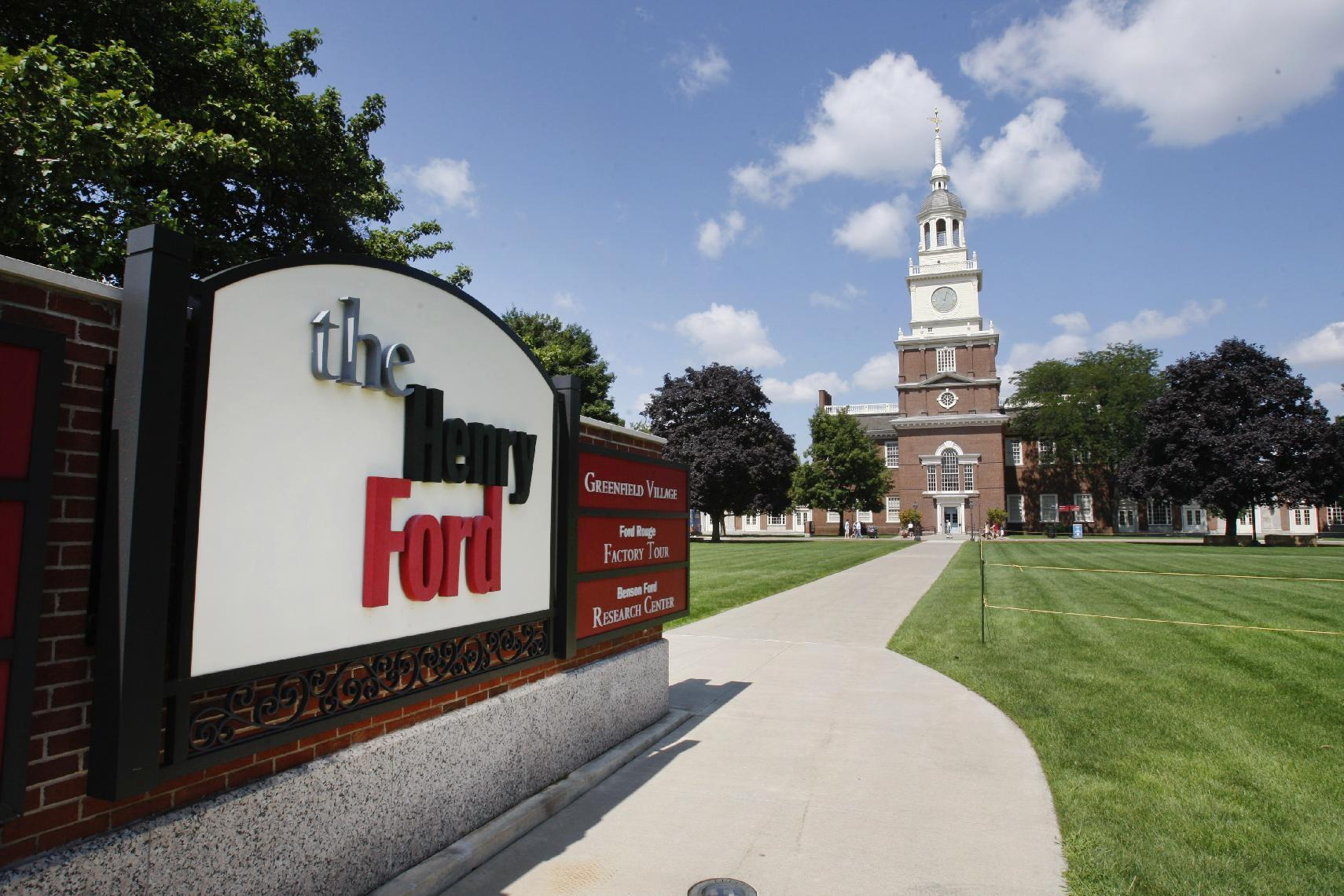 Henry Ford Museum changing name to reflect innovation focus
