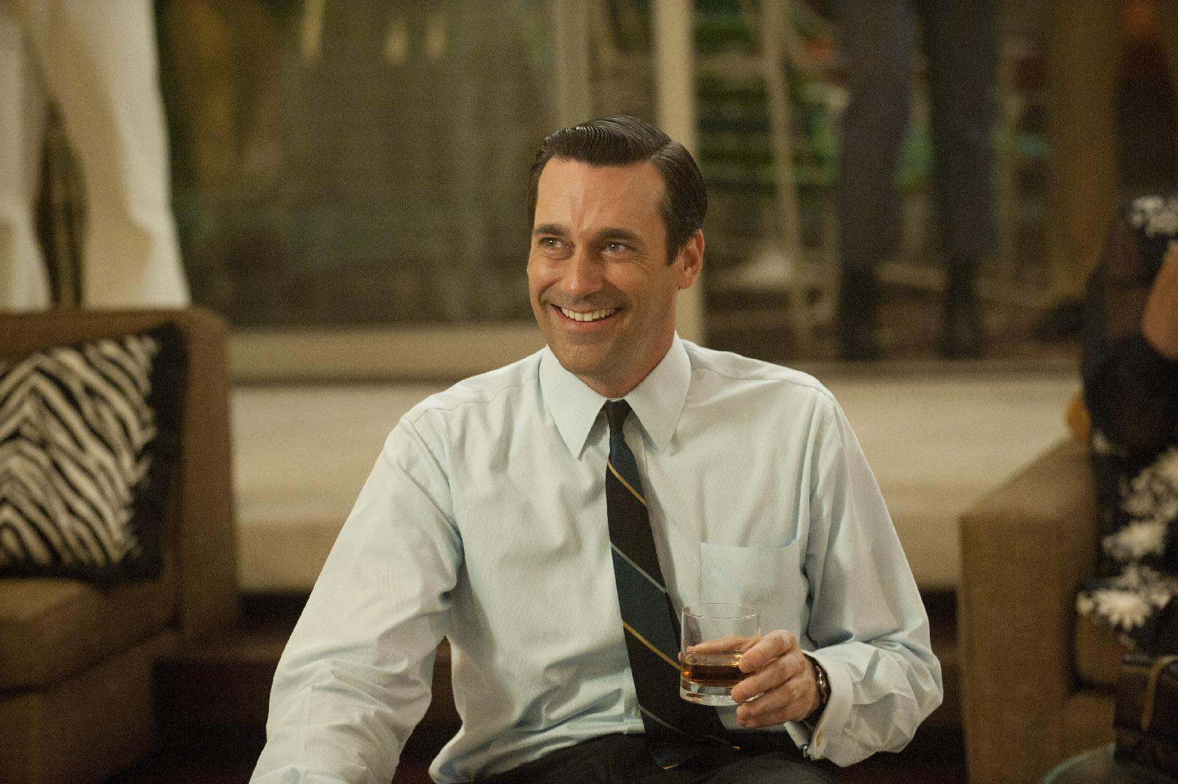 Will Jon Hamm ever win an acting Emmy?