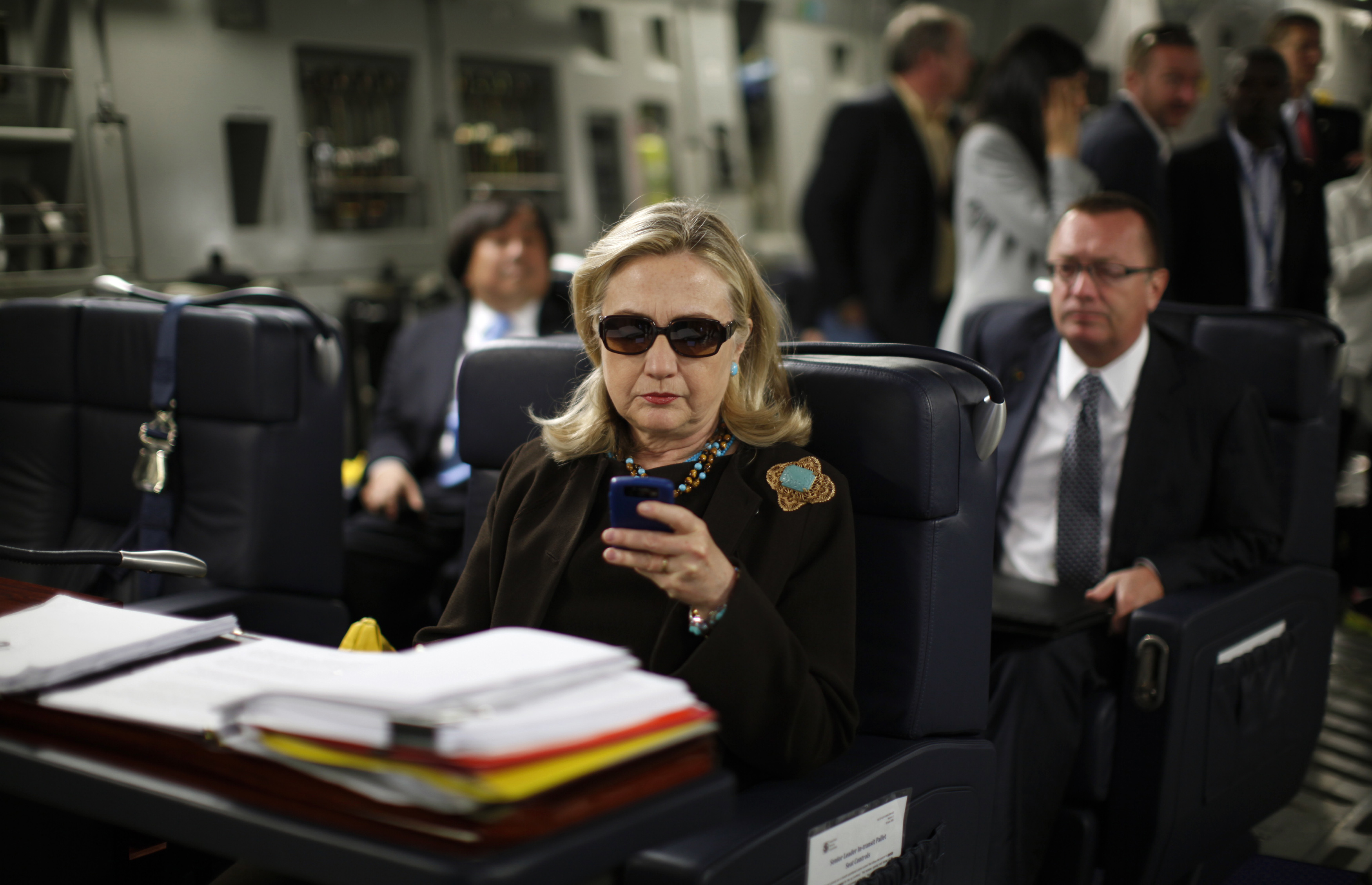 Clinton emails breathe new life into Benghazi panel