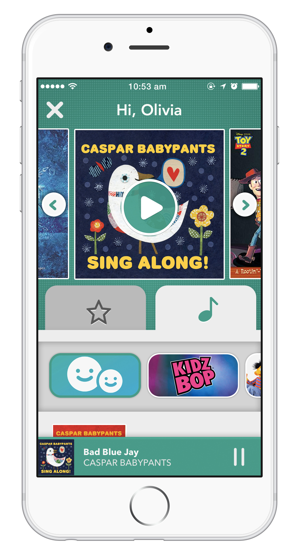 In Tech: Music for kids, Facebook video profiles and more