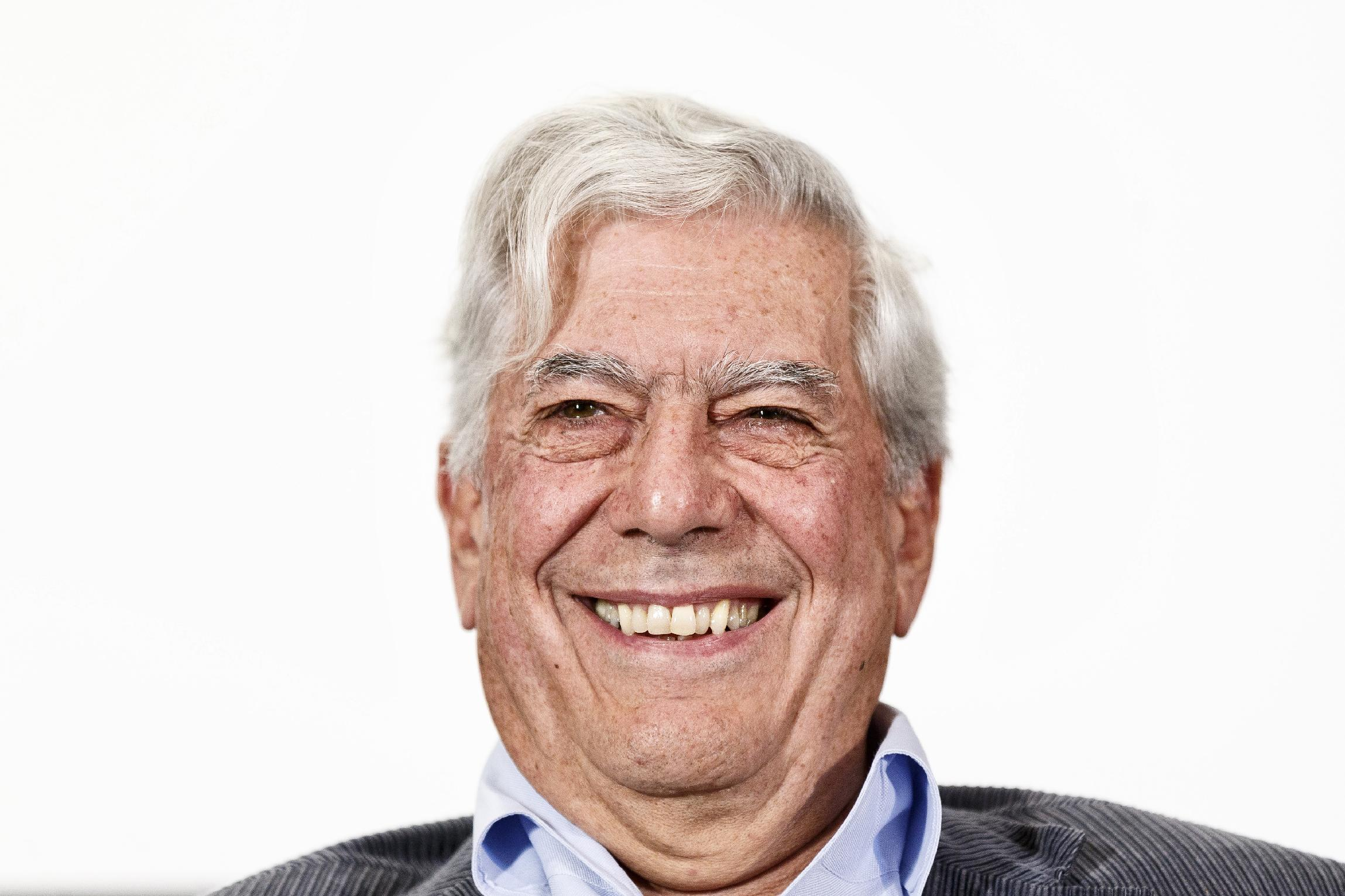 Report: Nobel winner Vargas Llosa confirms new romantic tie
