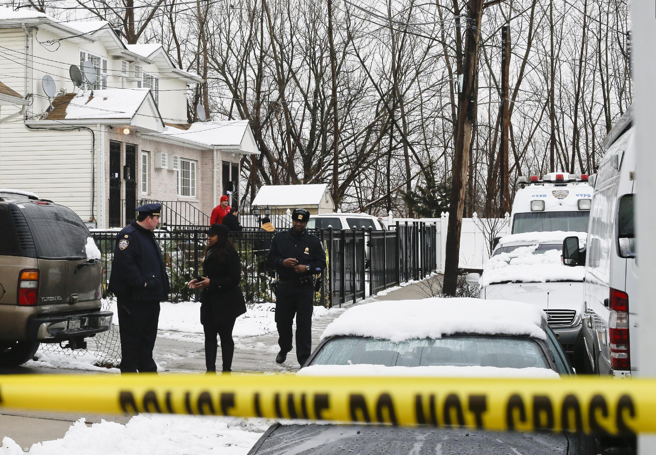 Police: Man shot his family, killing 3, then killed himself