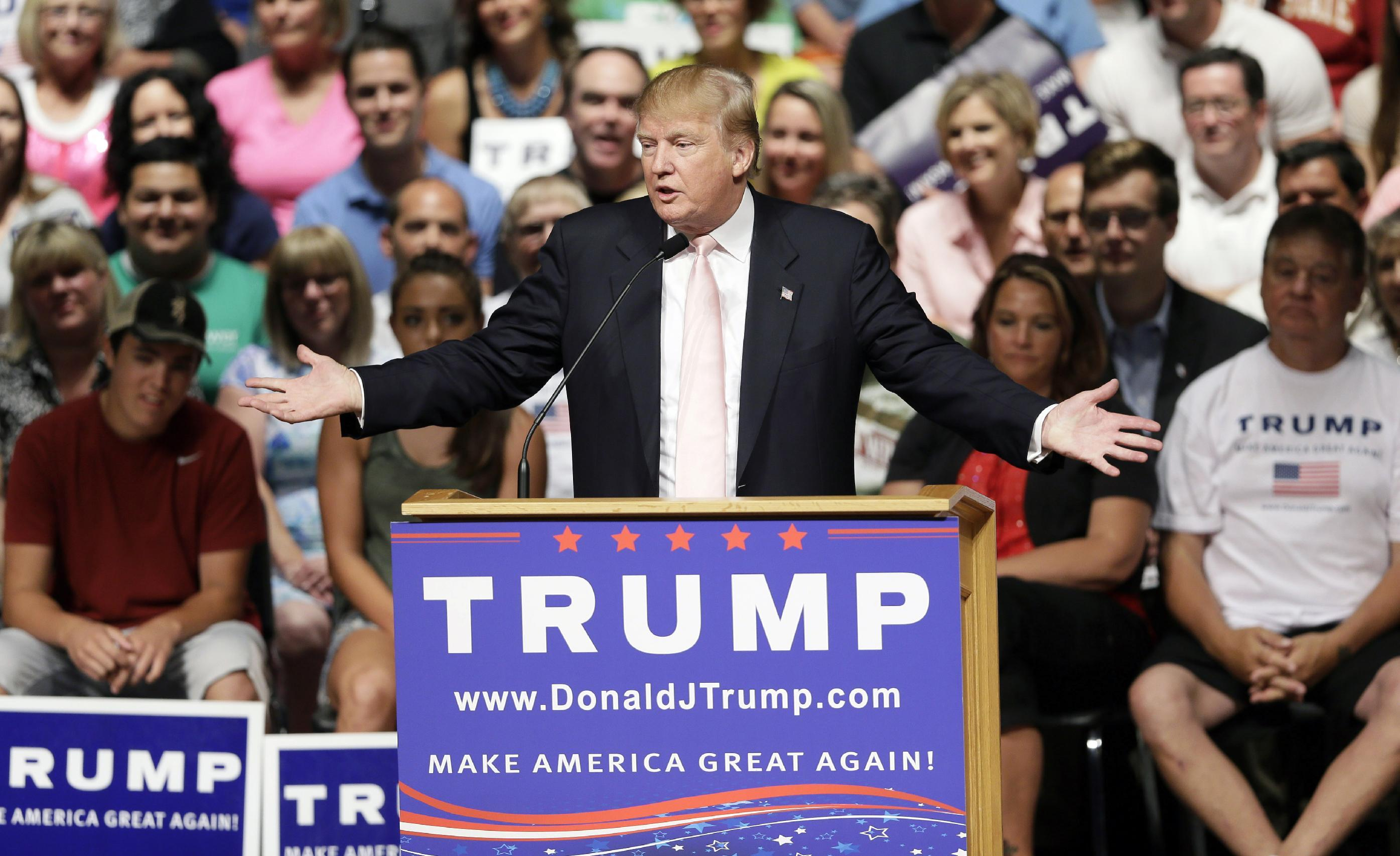 5 things to consider as Trump dangles 3rd party prospect