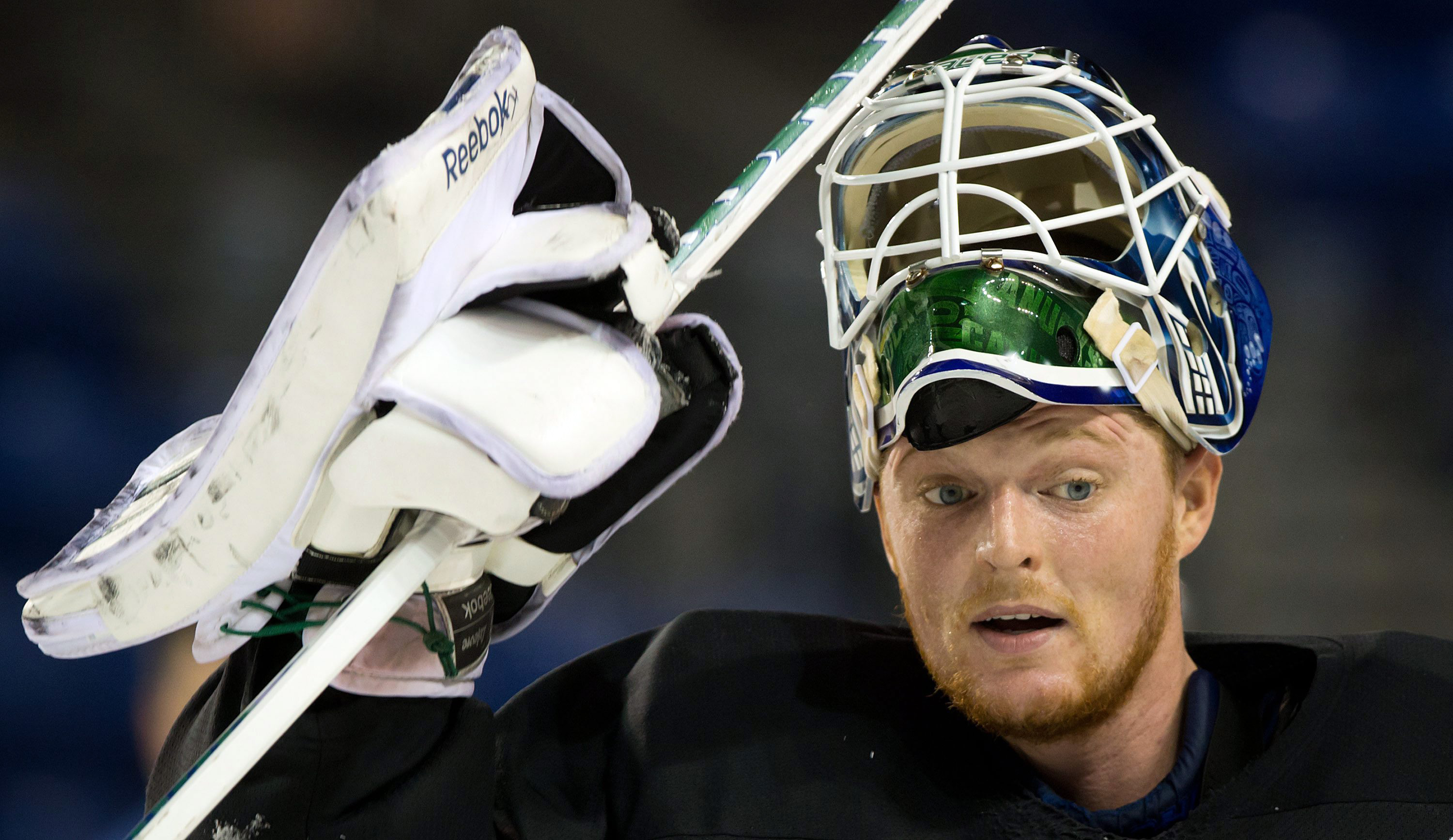 Top 30 No. 1 netminders: Cory Schneider's presence on this list means Martin Brodeur isn't ranked. (AP)