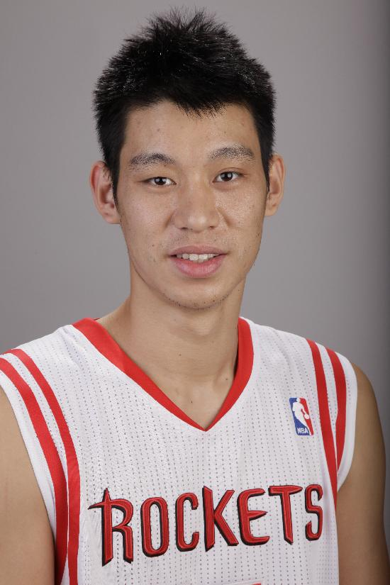 Jeremy Lin was in the Rockets' training camp last season. (AP)